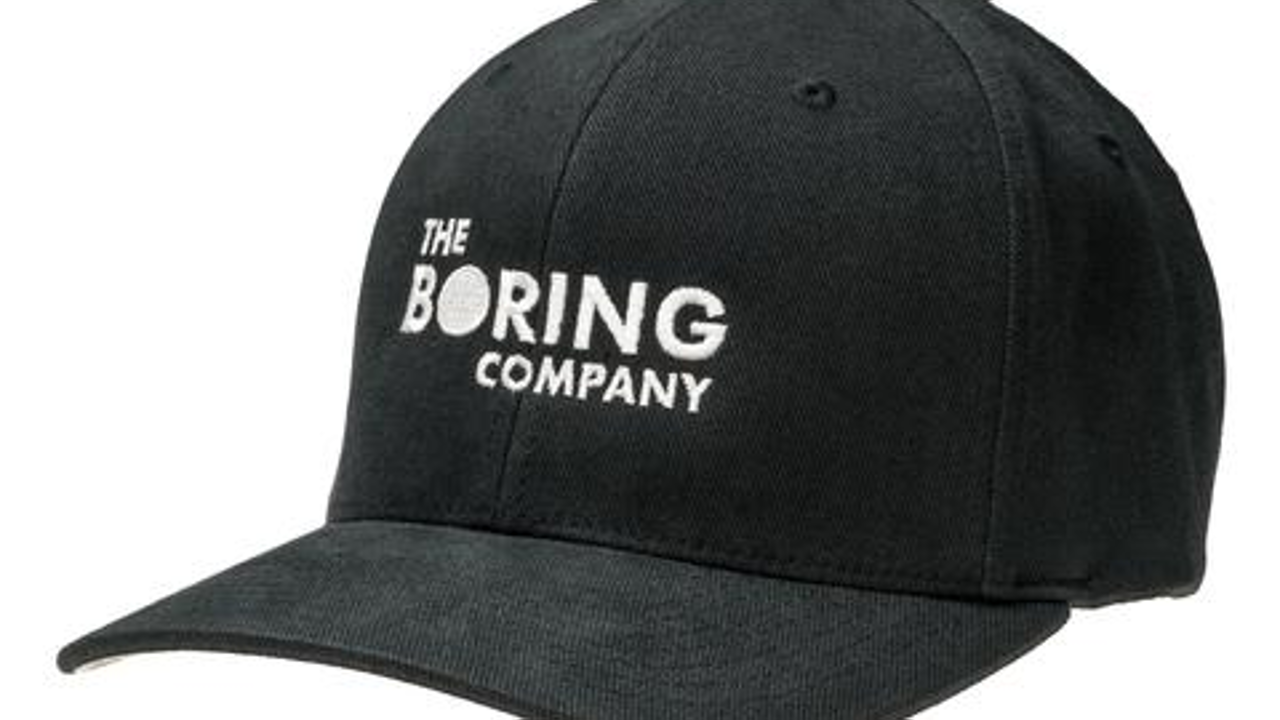 fffc08fc Elon Musk claims his Boring Company tunnelling firm has raised US$300,000  by selling hats   South China Morning Post