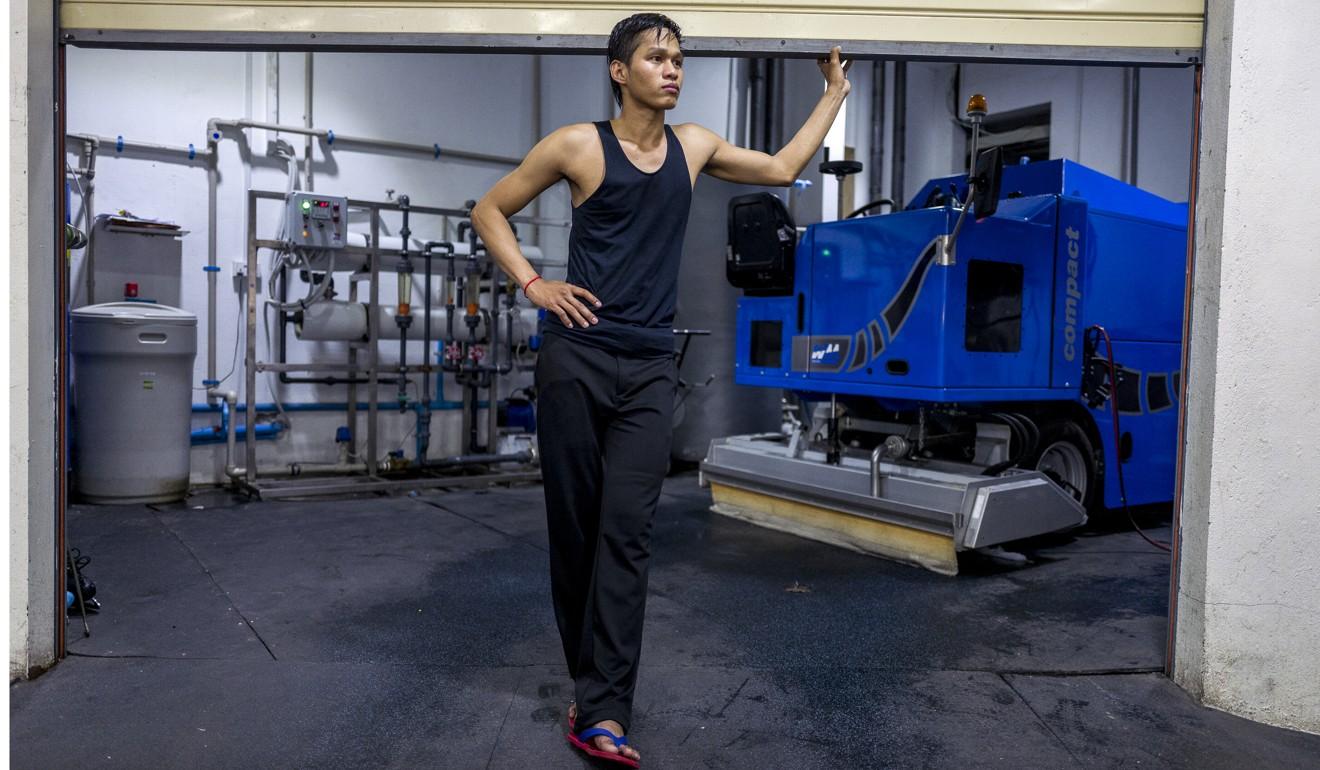 Exterior: Cambodia's Figure Skaters Hope To Emulate Jamaica's