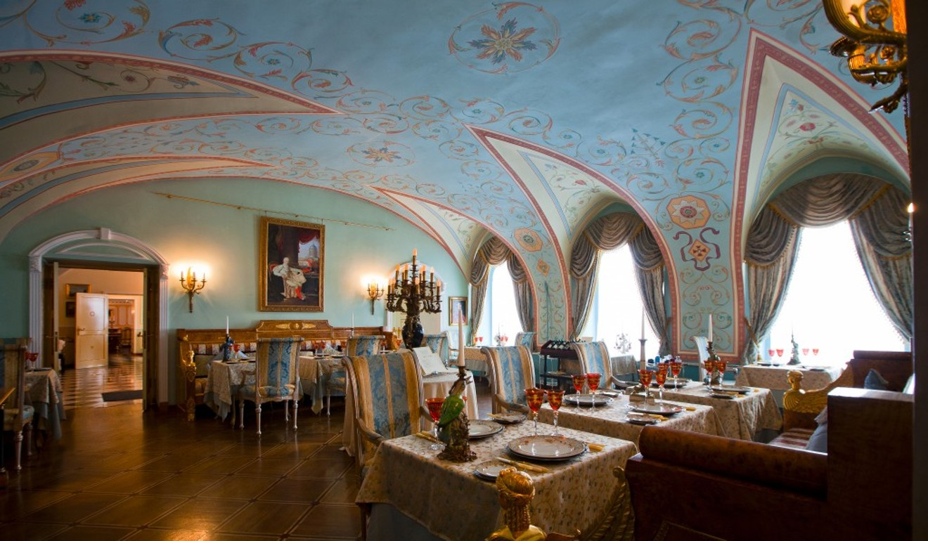 Fine Dining In St Petersburg Russian Ampir Has Rich History Its Architecture As Well Menus