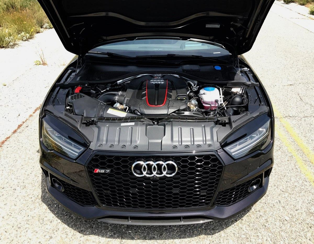 The Audi RS Performance Is Every Inch A Stylish Supercar Style - Rs7 audi