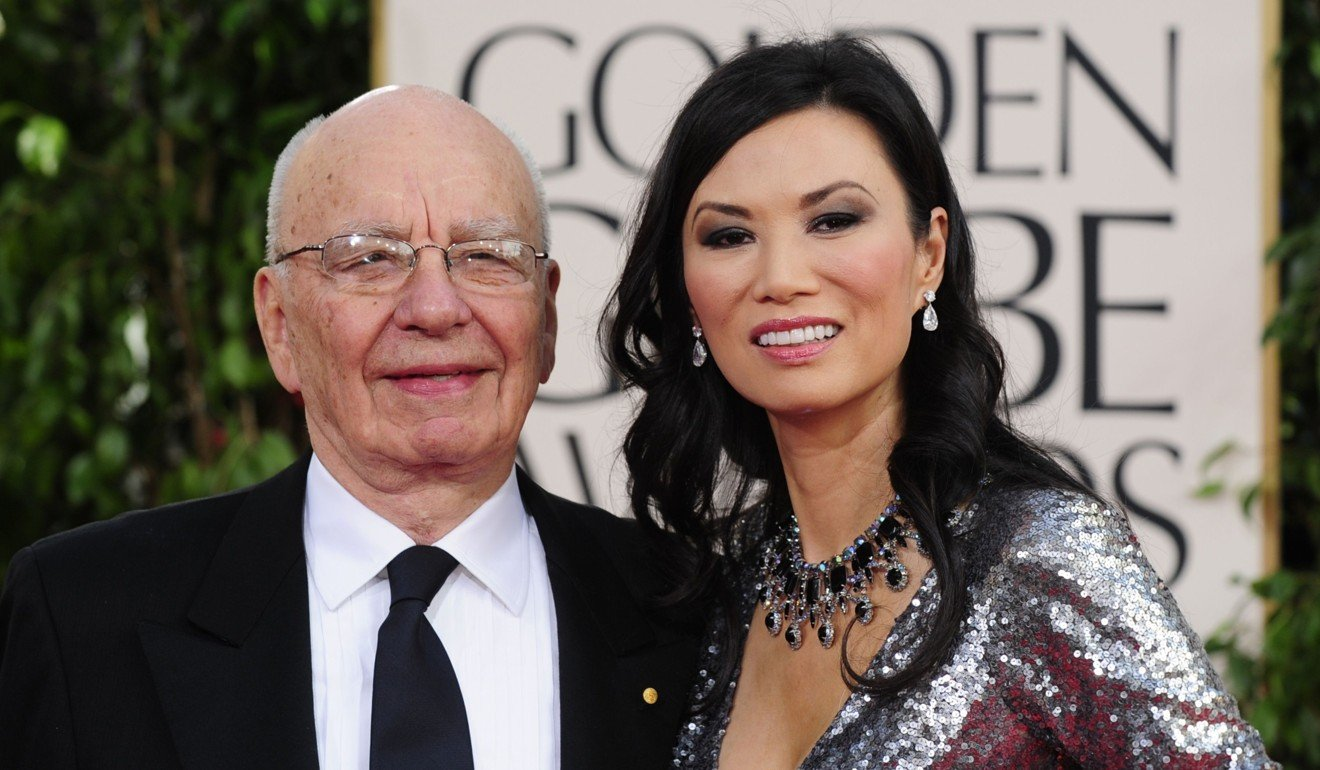 Was Rupert Murdoch's ex-wife Wendi Deng spying for the Chinese? US