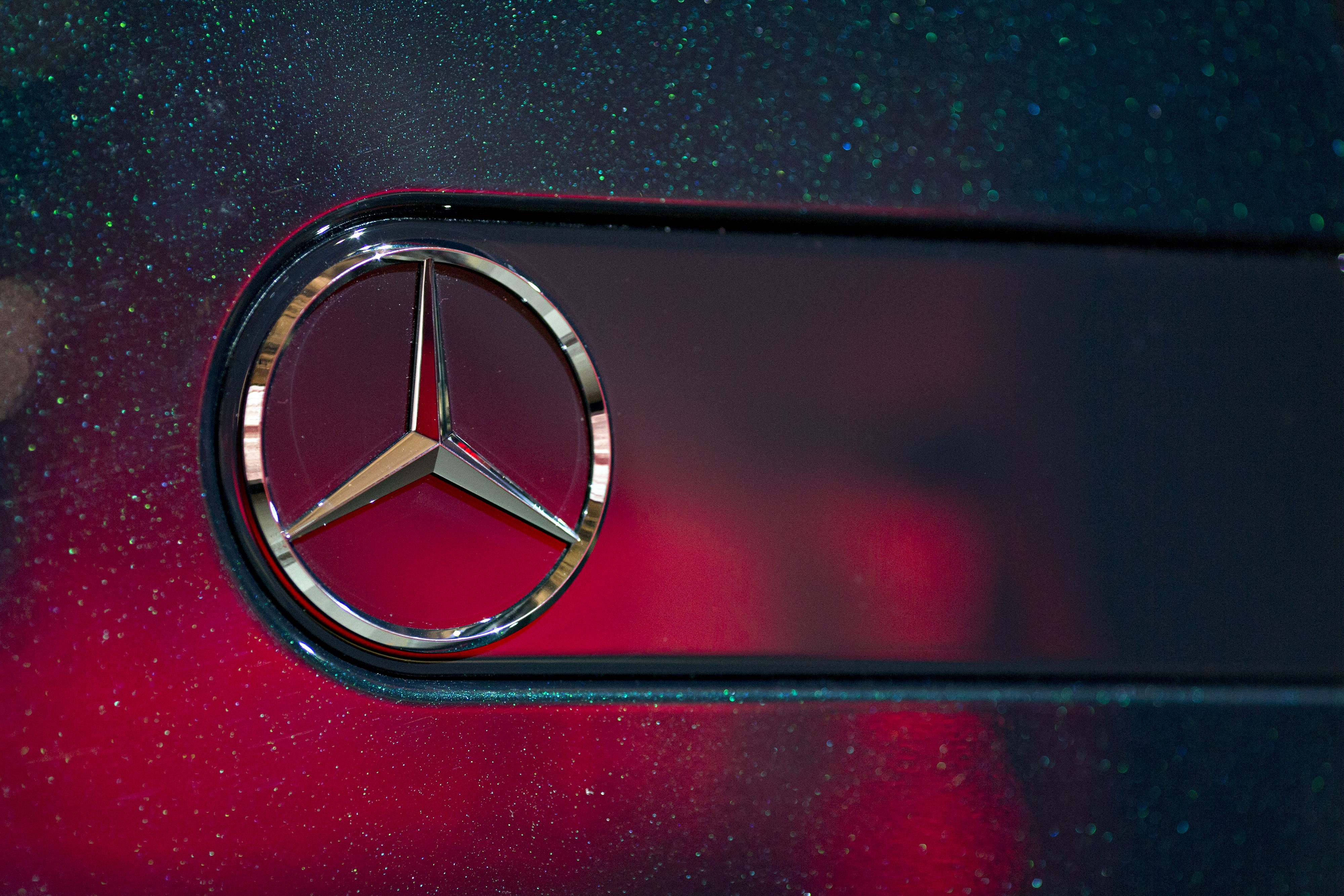 Mercedes benz g wagen gets its first revamp since 1979 style the logo on the daimler ag mercedes benz g class the first completely redesigned so called gelandewagen in 40 years biocorpaavc Image collections
