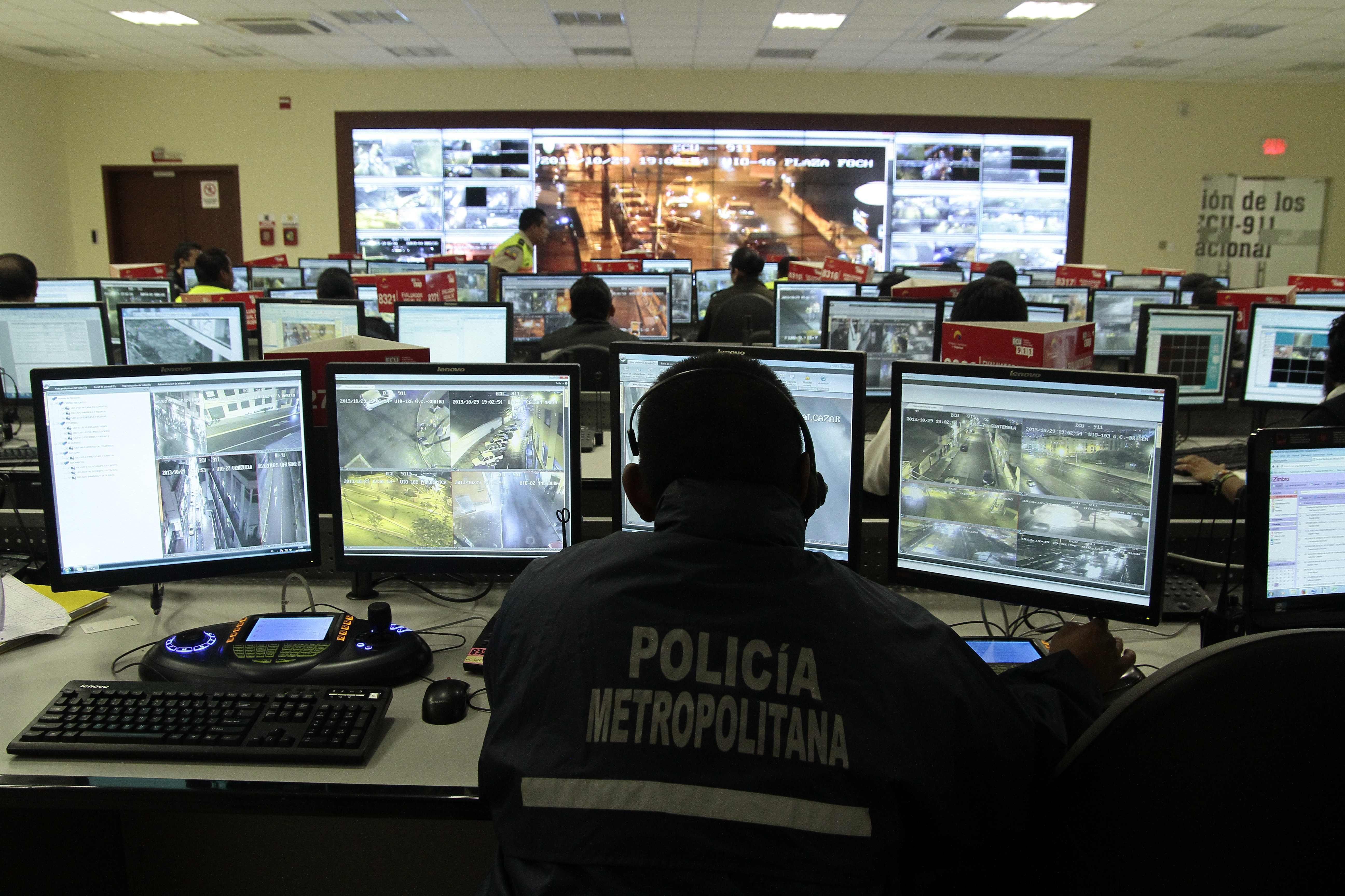Ecuador is fighting crime using Chinese surveillance