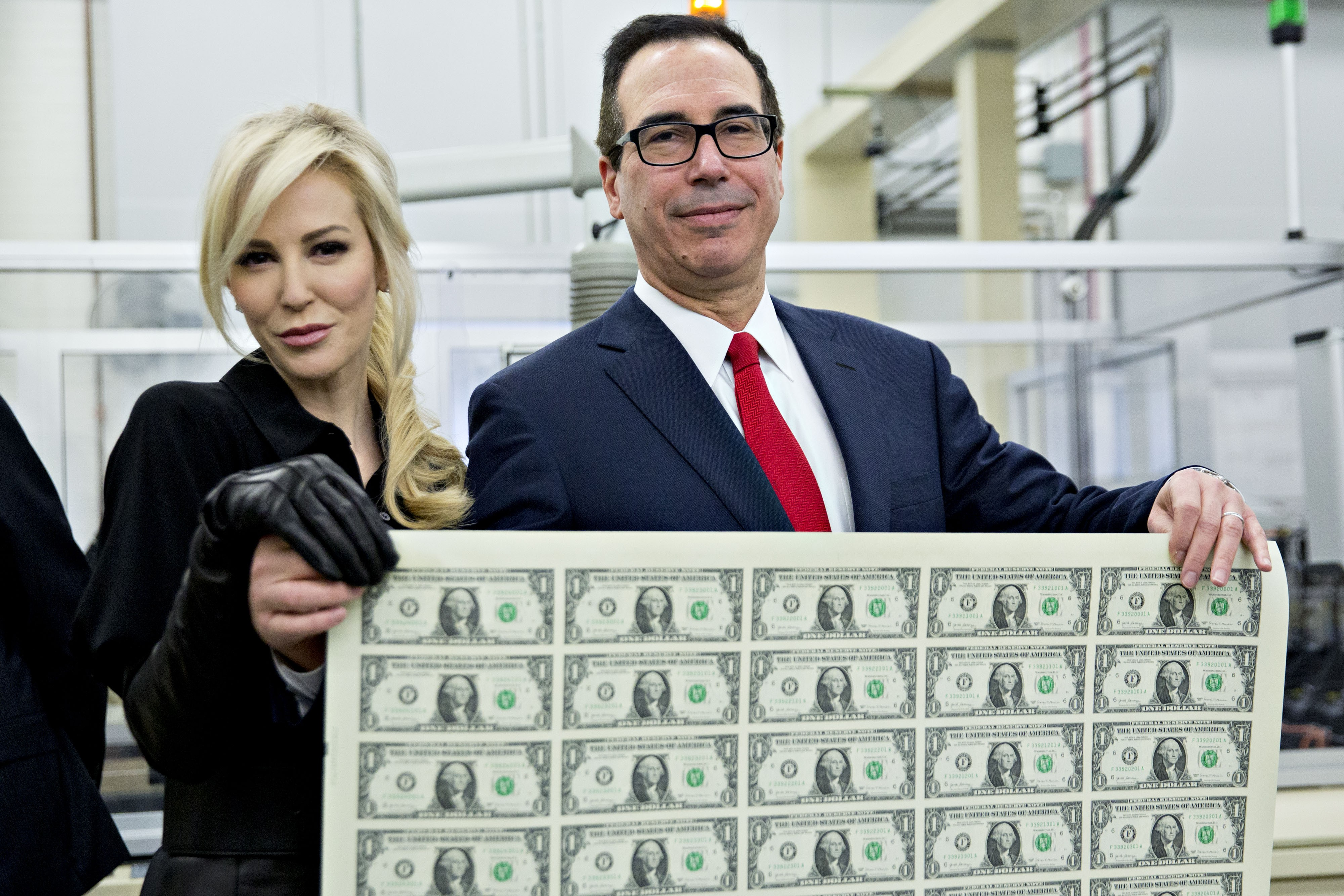 US Treasury Secretary Mnuchin's 'weaker dollar' comment takes heavy toll on  currency | South China Morning Post