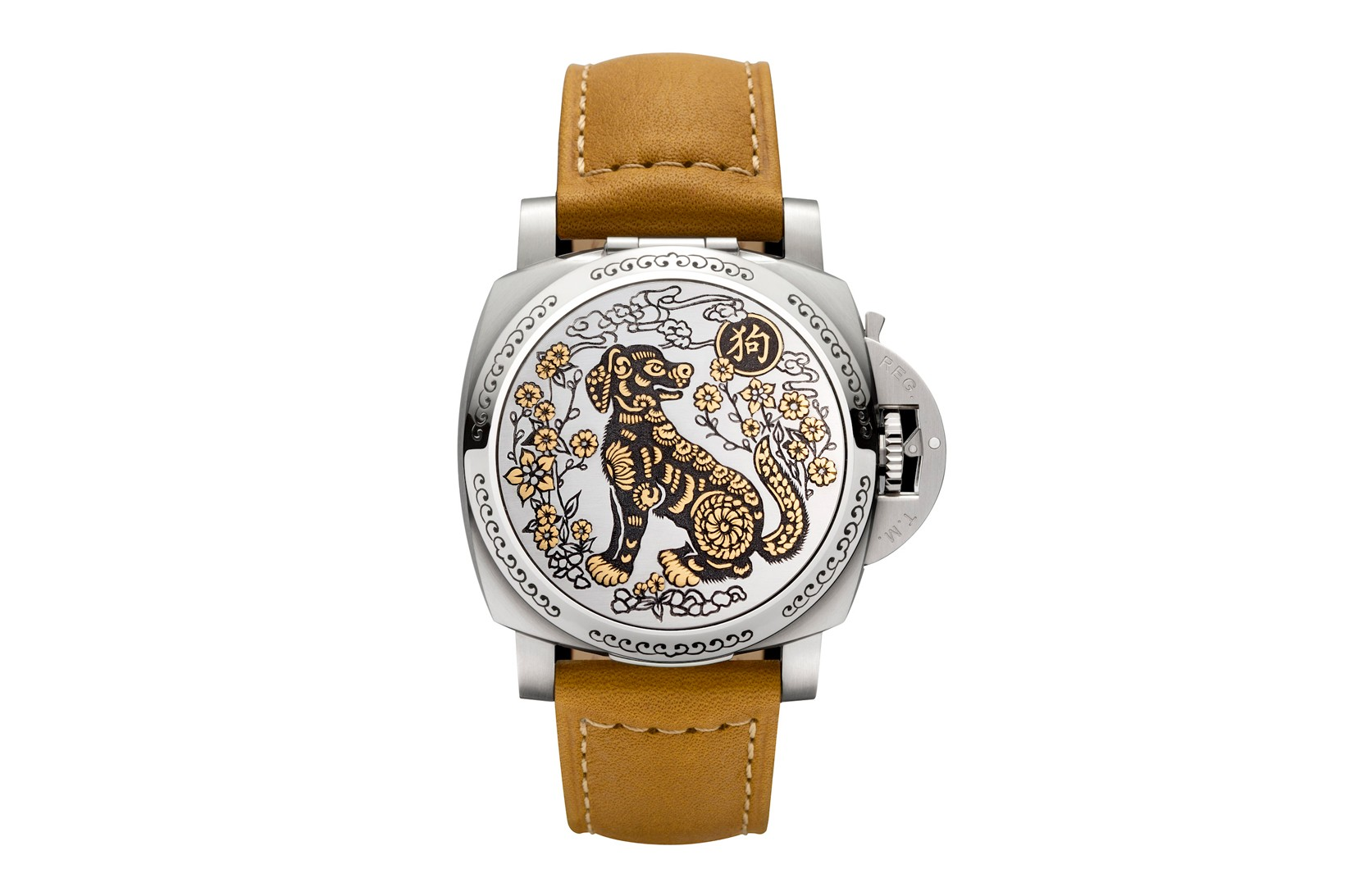 faux strap watch brown leather mouse men com ip and s watches imitation dog mickey round gold walmart disney