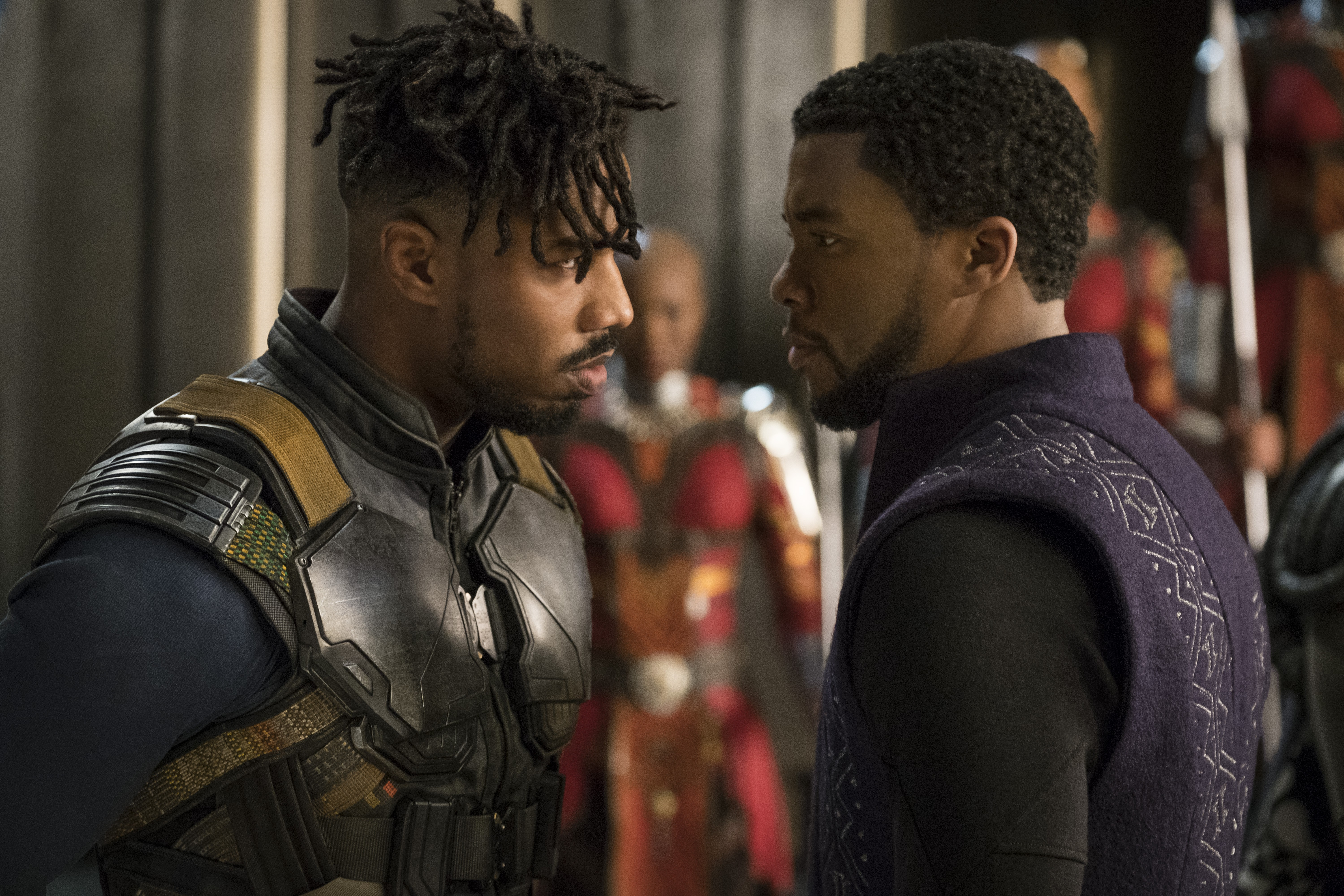 Black Panther opens as most successful film with primarily non-white