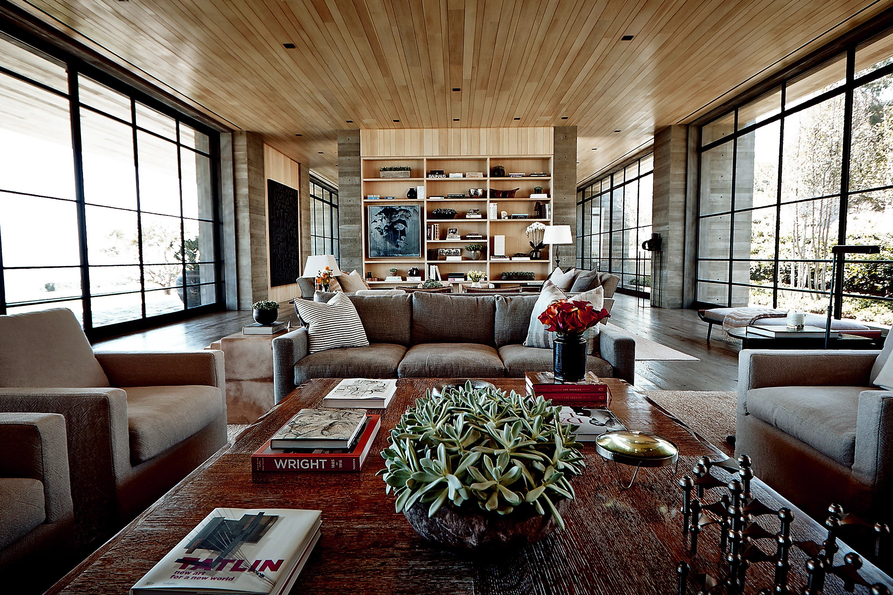 Daryl Katz Paid US$85 Million For The Malibu Estate Of Kurt Rappaport,  Including The Furnishings. Photo: TNS