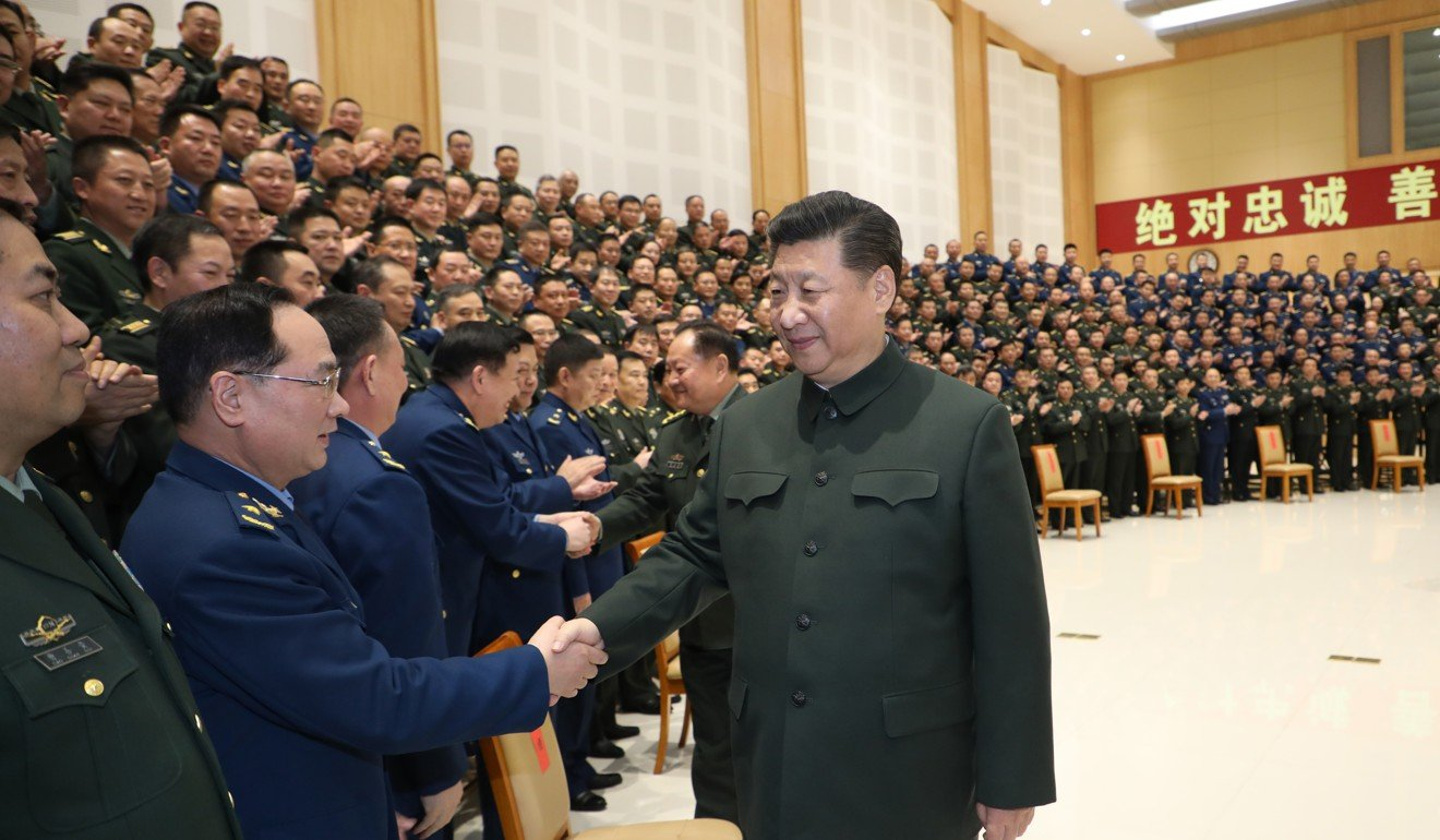 why china s silence on xi s term limits move portends trouble this