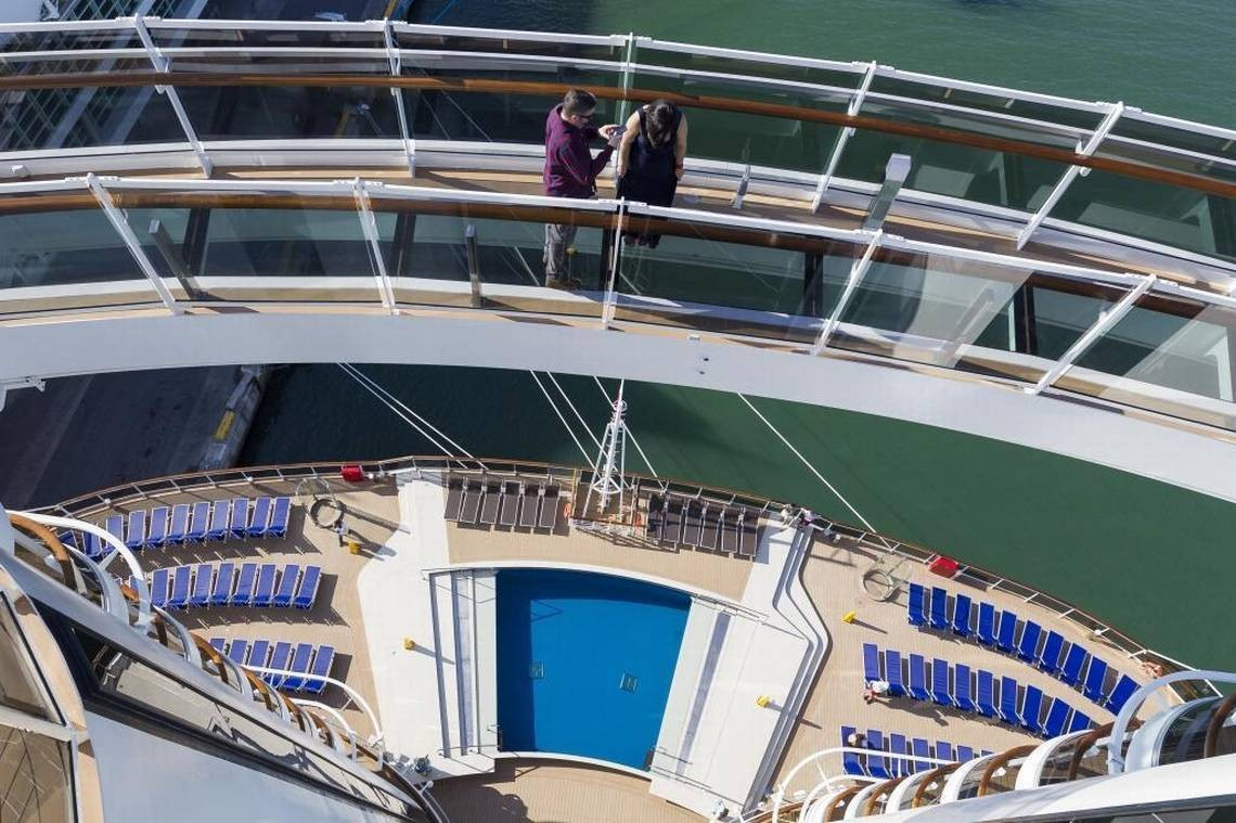 MSC's new cruise ship looks like a condominium – with great