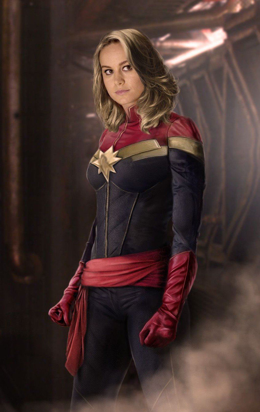 captain marvel brie larson
