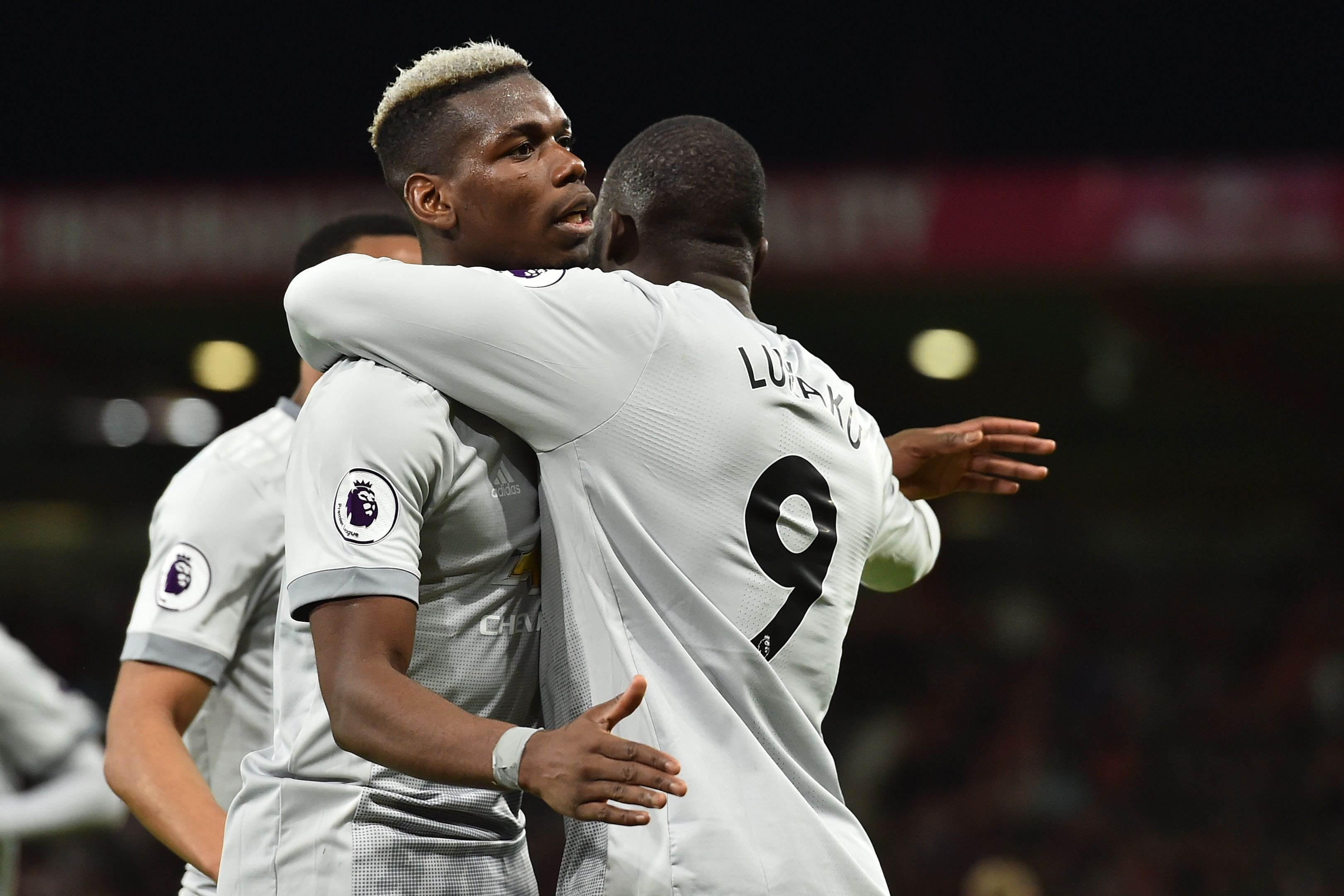 11247c66e59 Jose Mourinho backs Paul Pogba after Scholes taunt as Manchester United  midfielder stars in win at Bournemouth