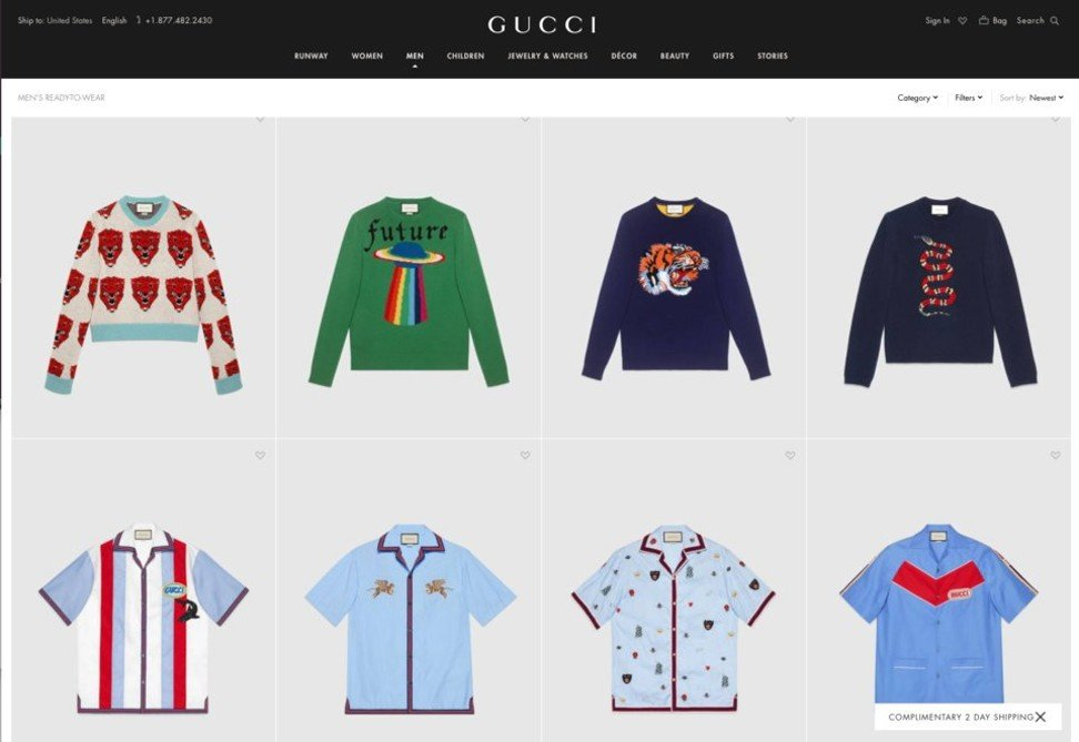 8daa2b2f7 Teens and millennials are obsessed with Gucci – we find out why they love  it | South China Morning Post