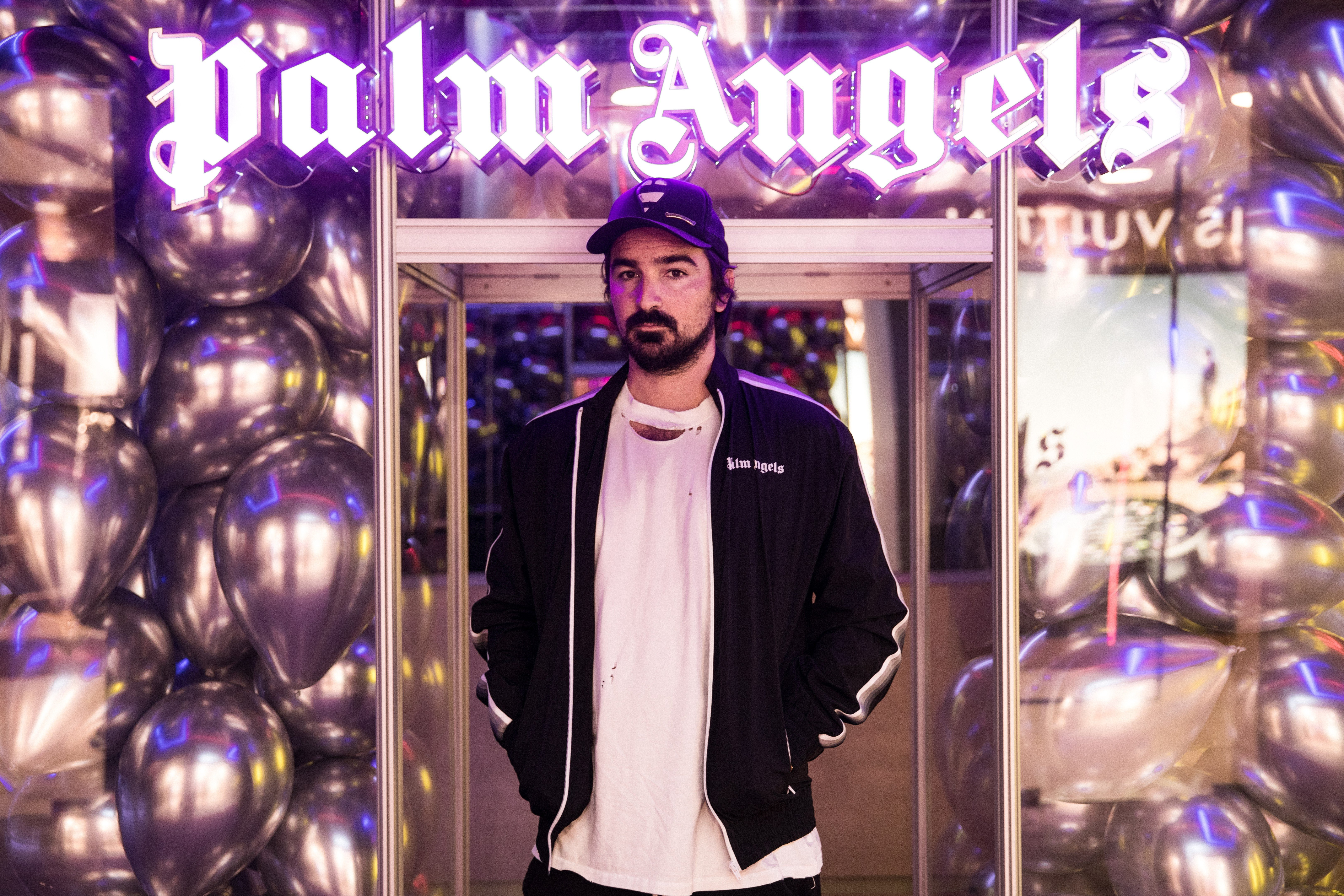 Palm Angels brings Los Angeles skate culture (with a