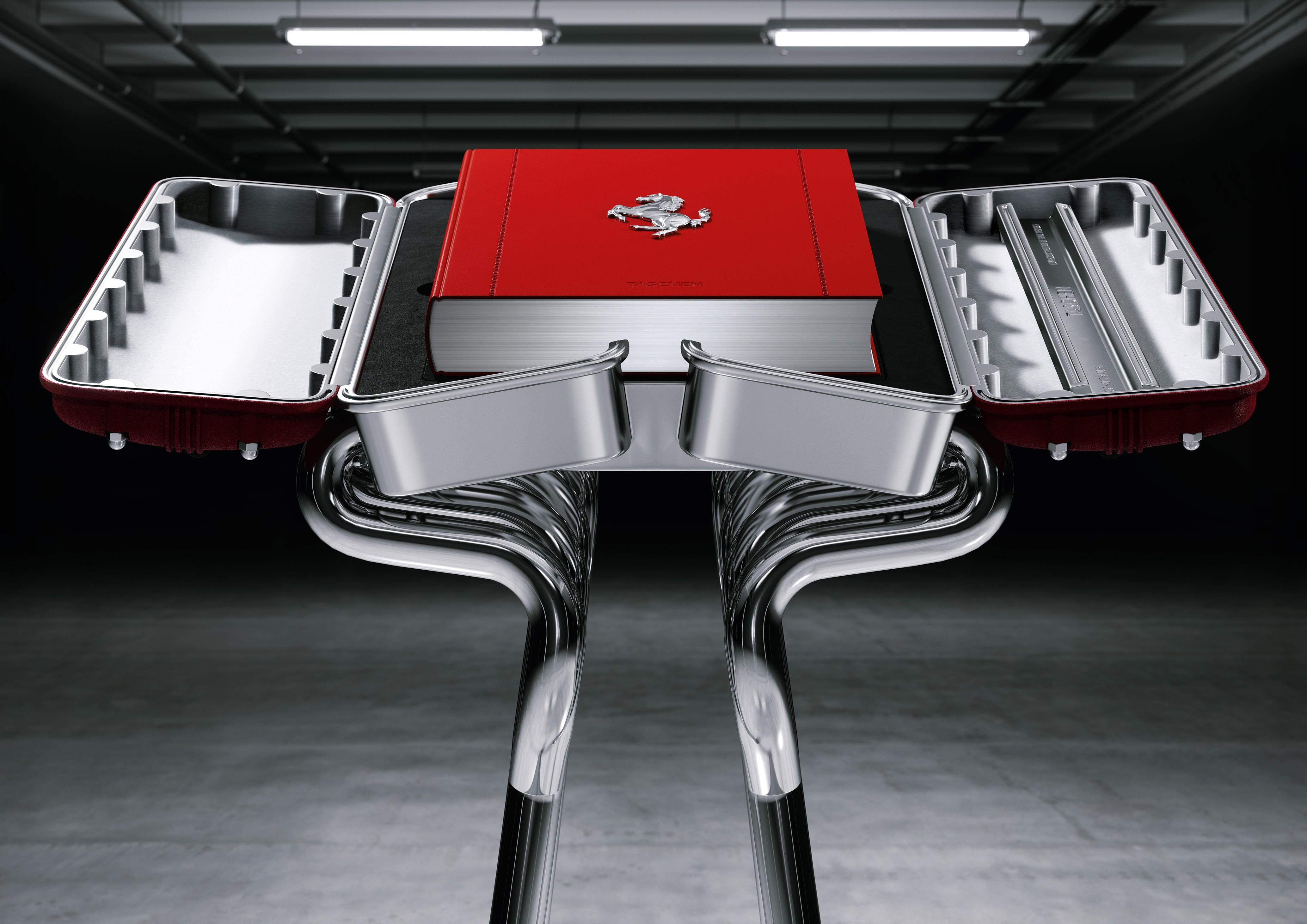 New Ferrari book features never-before-seen photographs