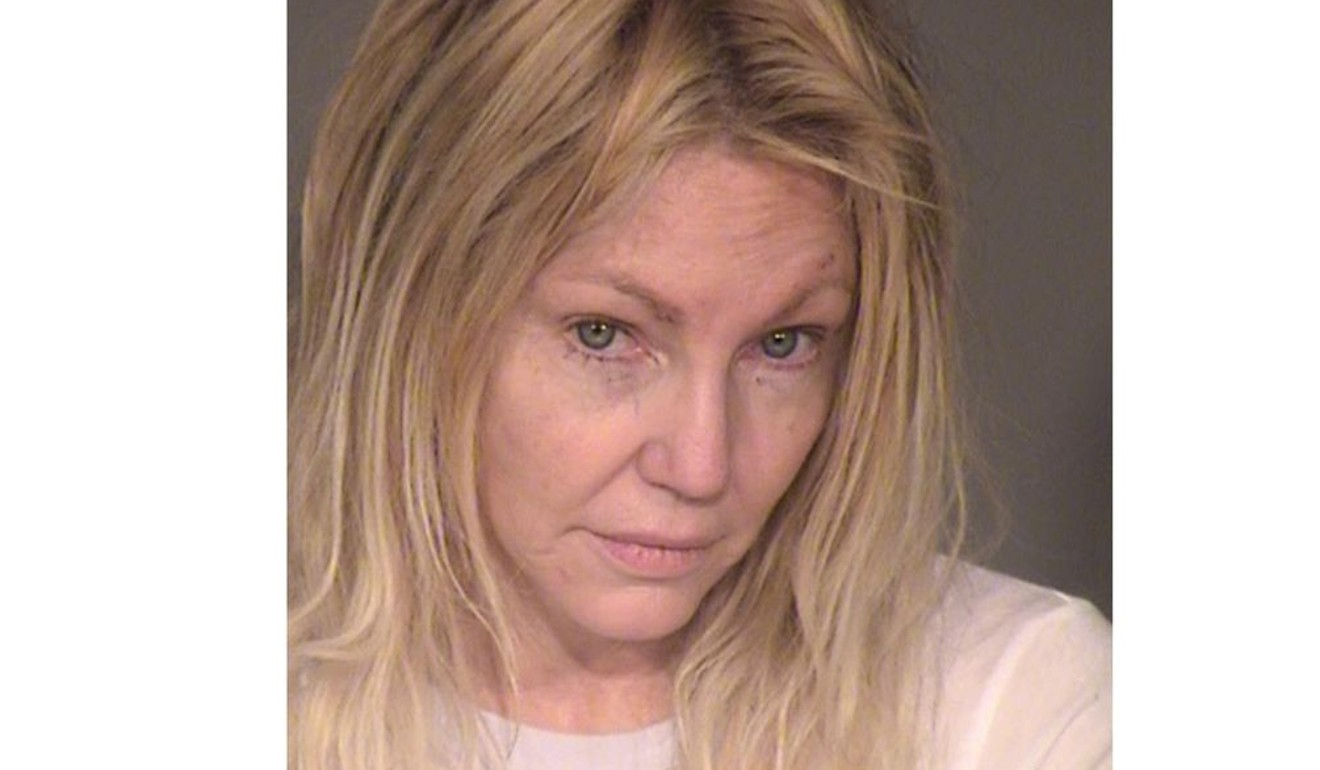 Melrose Place\' star Heather Locklear arrested for \'punching police ...
