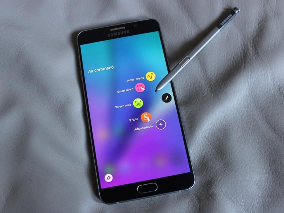 Samsung reveals why its Galaxy Note 8 smartphones still ...