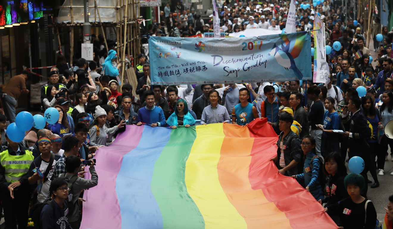 Support for same-sex marriage in Hong Kong grows as new ...