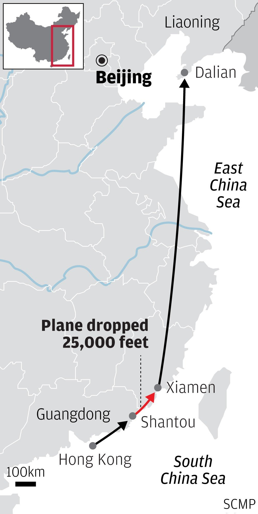 Authorities seize flight data from Air China plane that plummeted ...