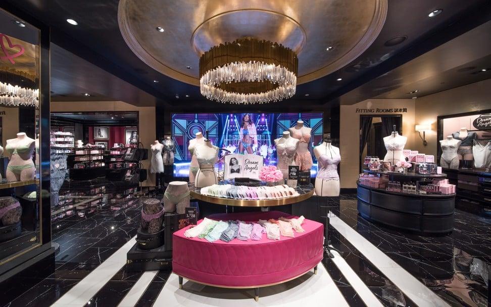 648c87a68a Victoria s Secret flagship store opens in Hong Kong