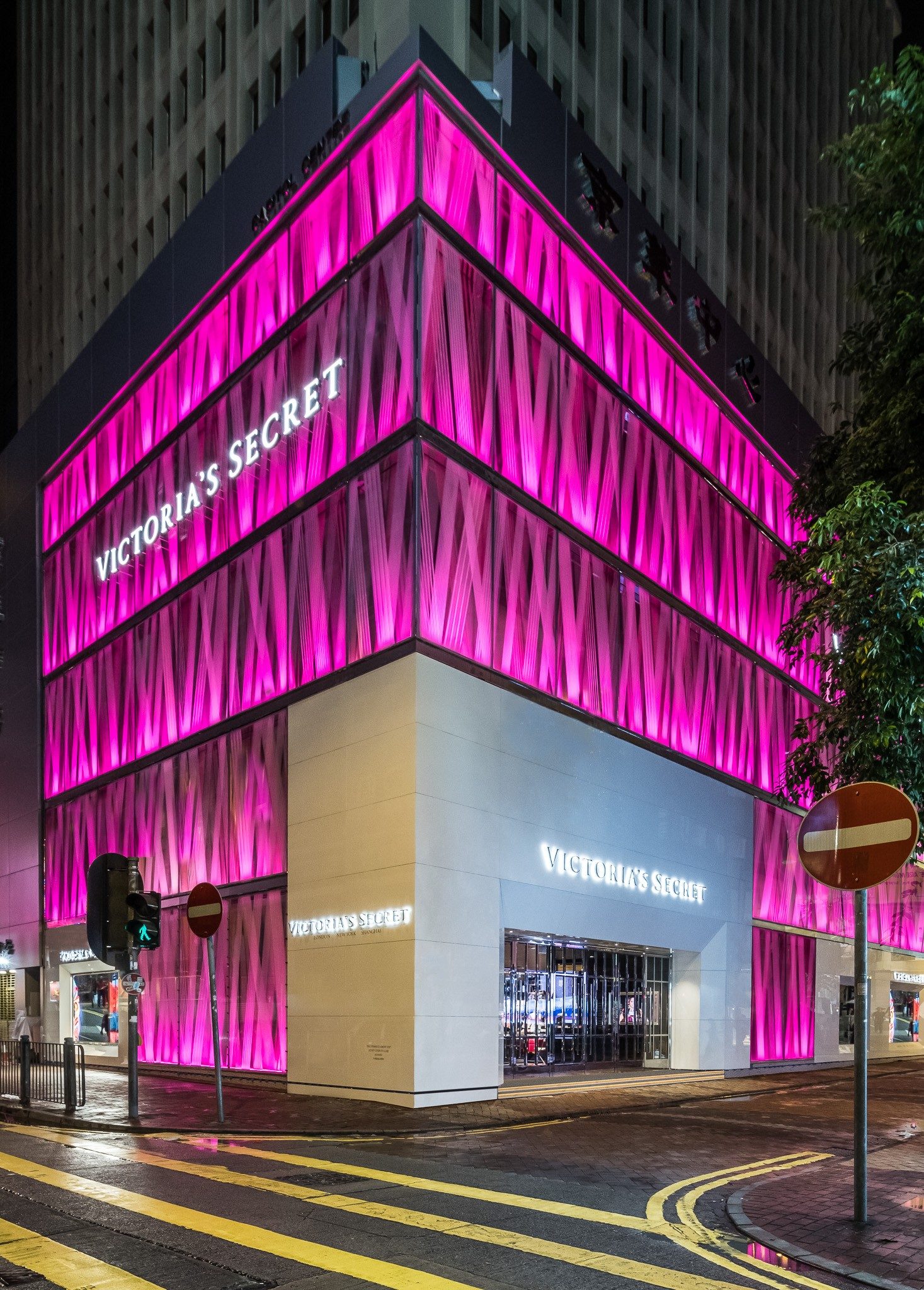 Victoria's Secret flagship store opens in Hong Kong | South China ...