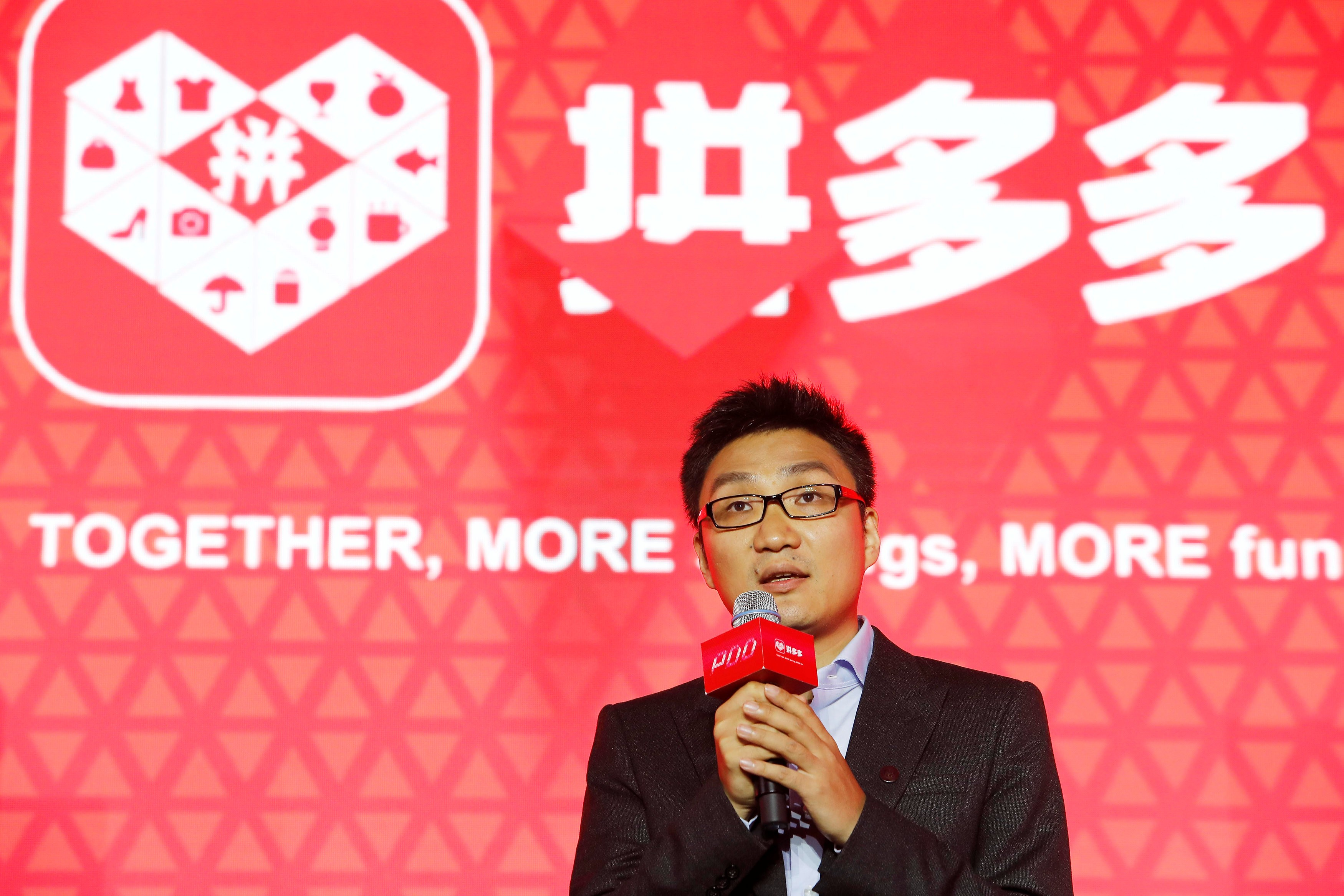 How Pinduoduo founder Colin Huang went from factory worker's son ...