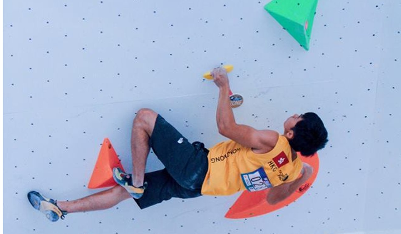 Asian Games 2018: speed climber questions 'unfair' Olympic format