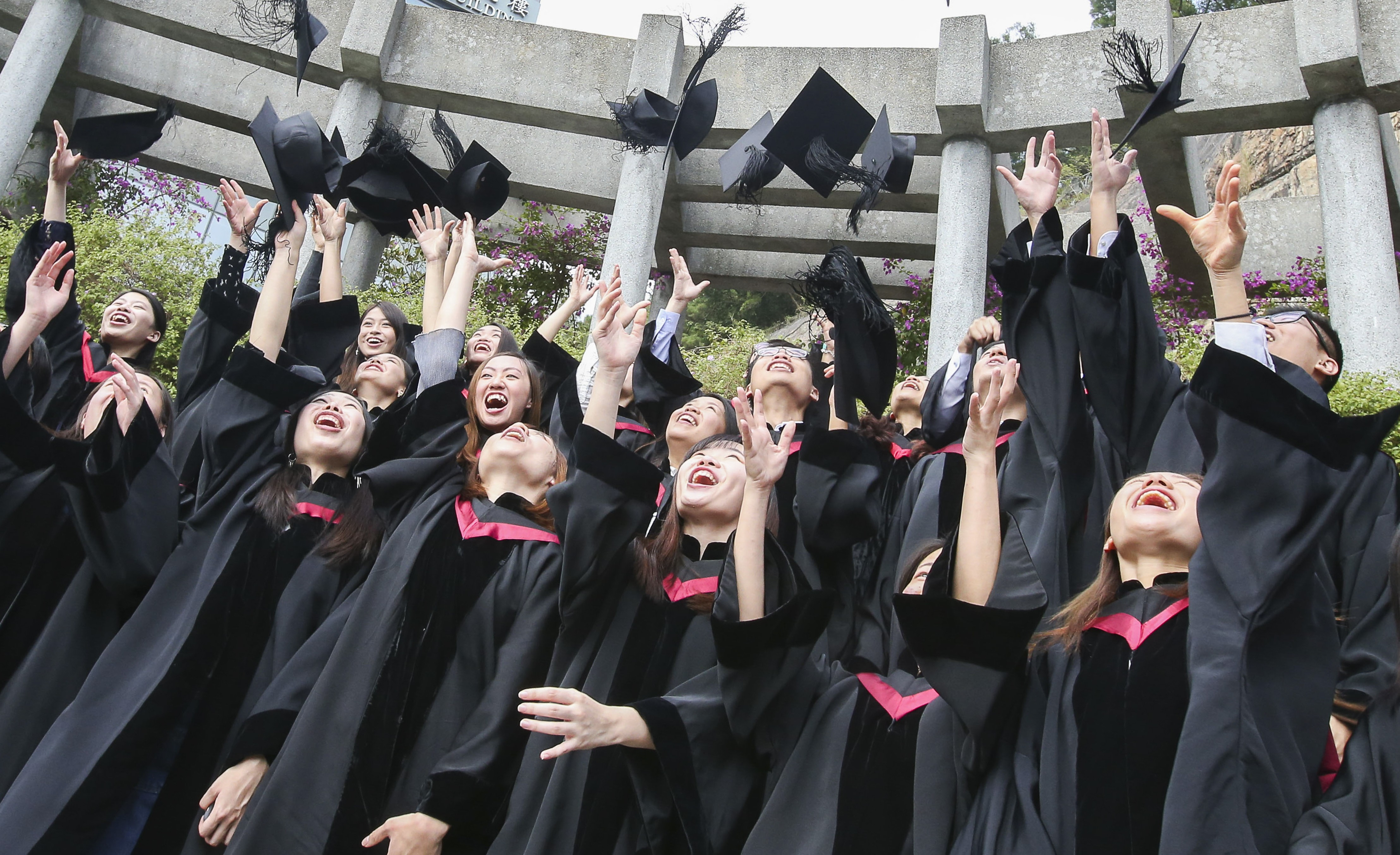 Hong Kong's civil service replaces Google as students' most
