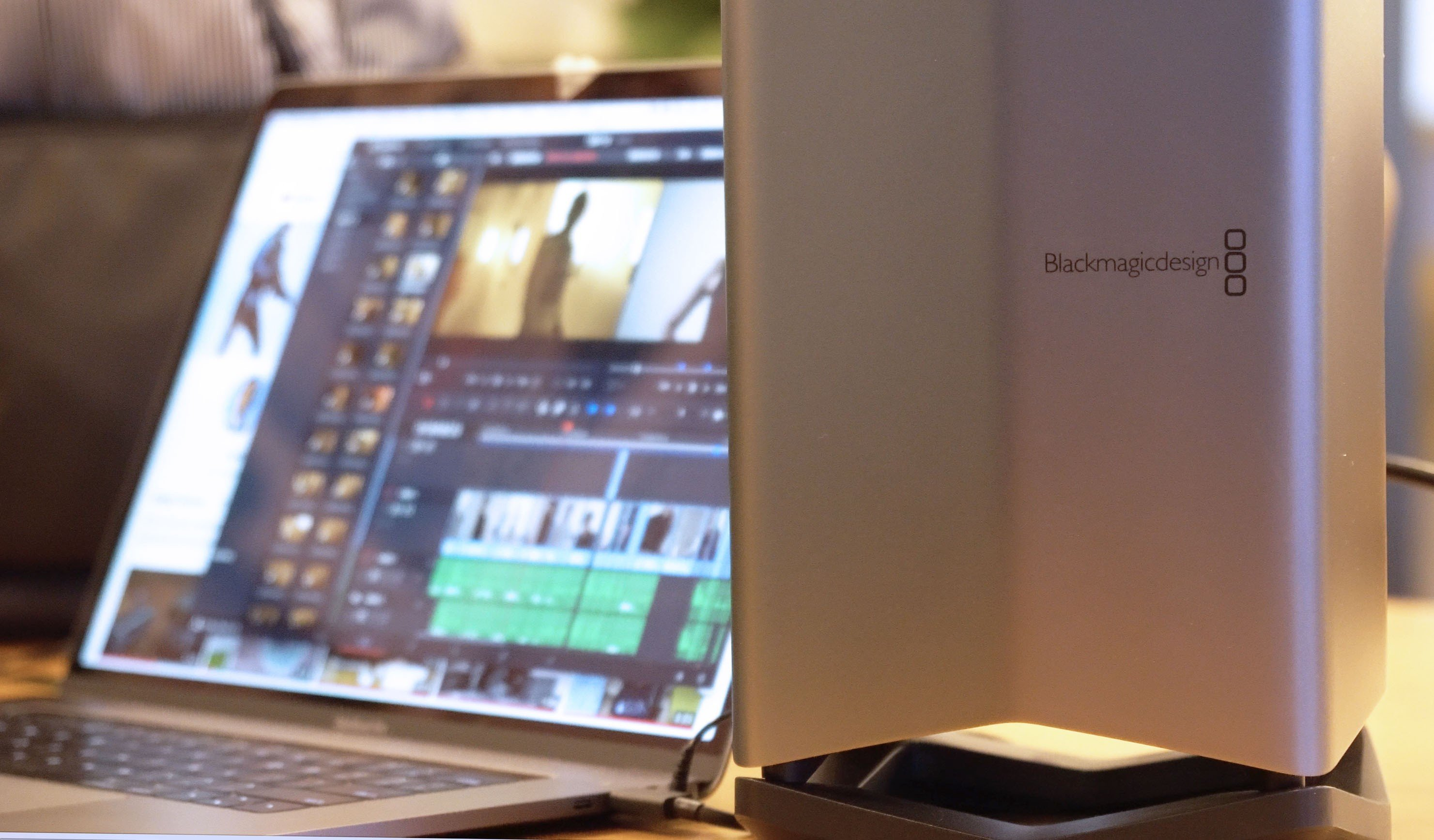 Connecting Your Laptop To A Blackmagic Egpu Can Turn It Into A Graphics Powerhouse South China Morning Post