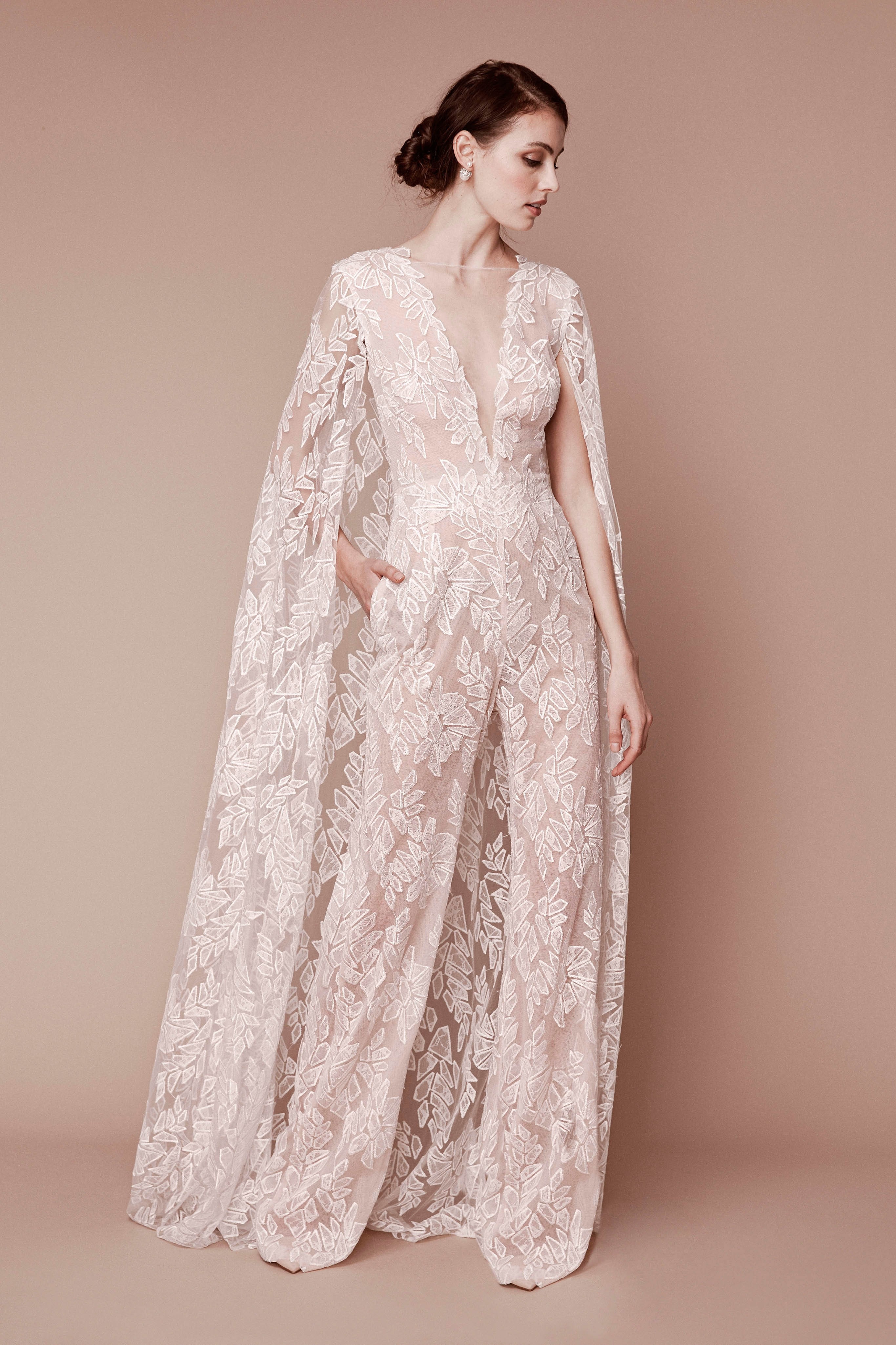 Most Stunning Wedding Dresses From New York Bridal Fashion Week 2019