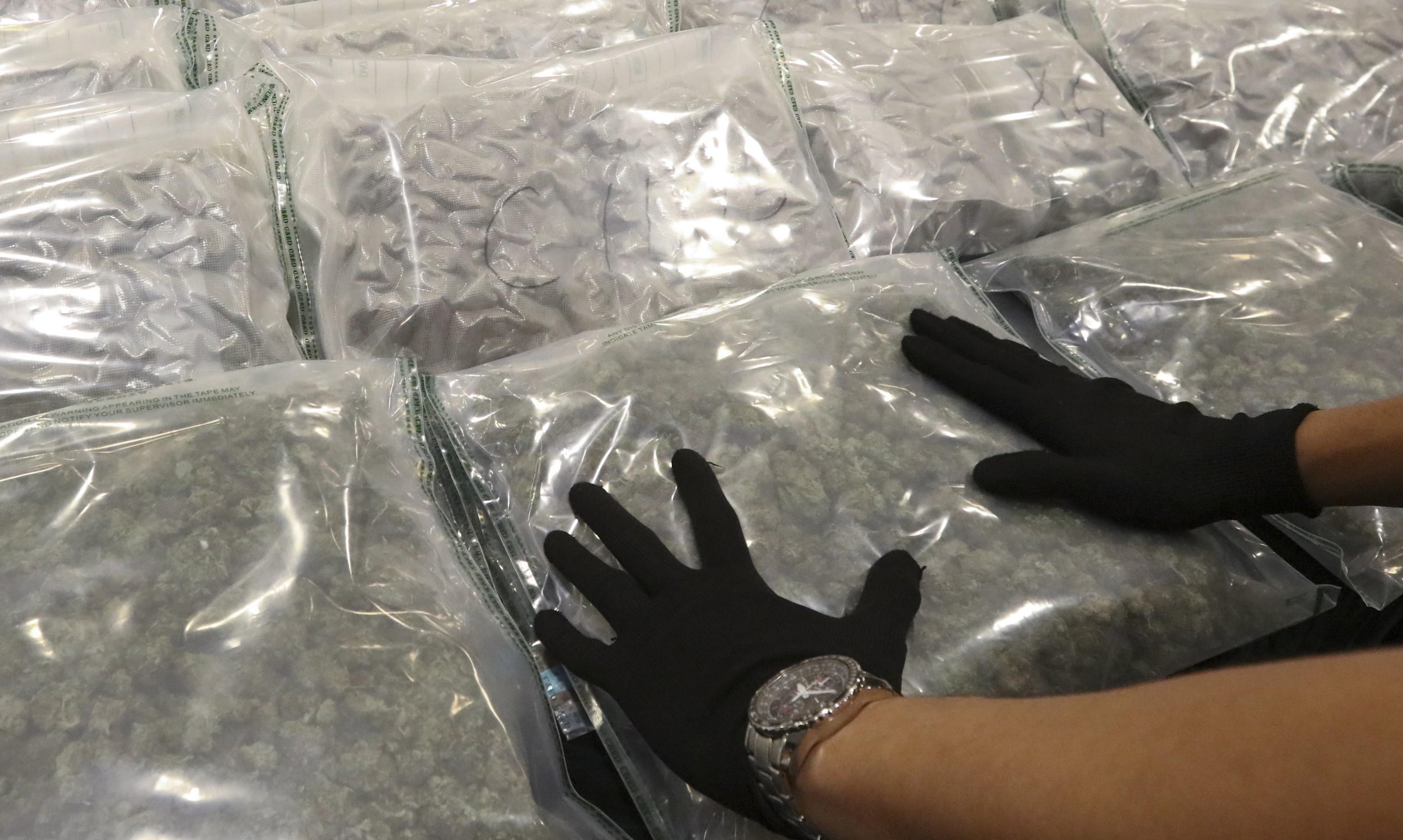 Man arrested as police seize HK$7 5 million worth of