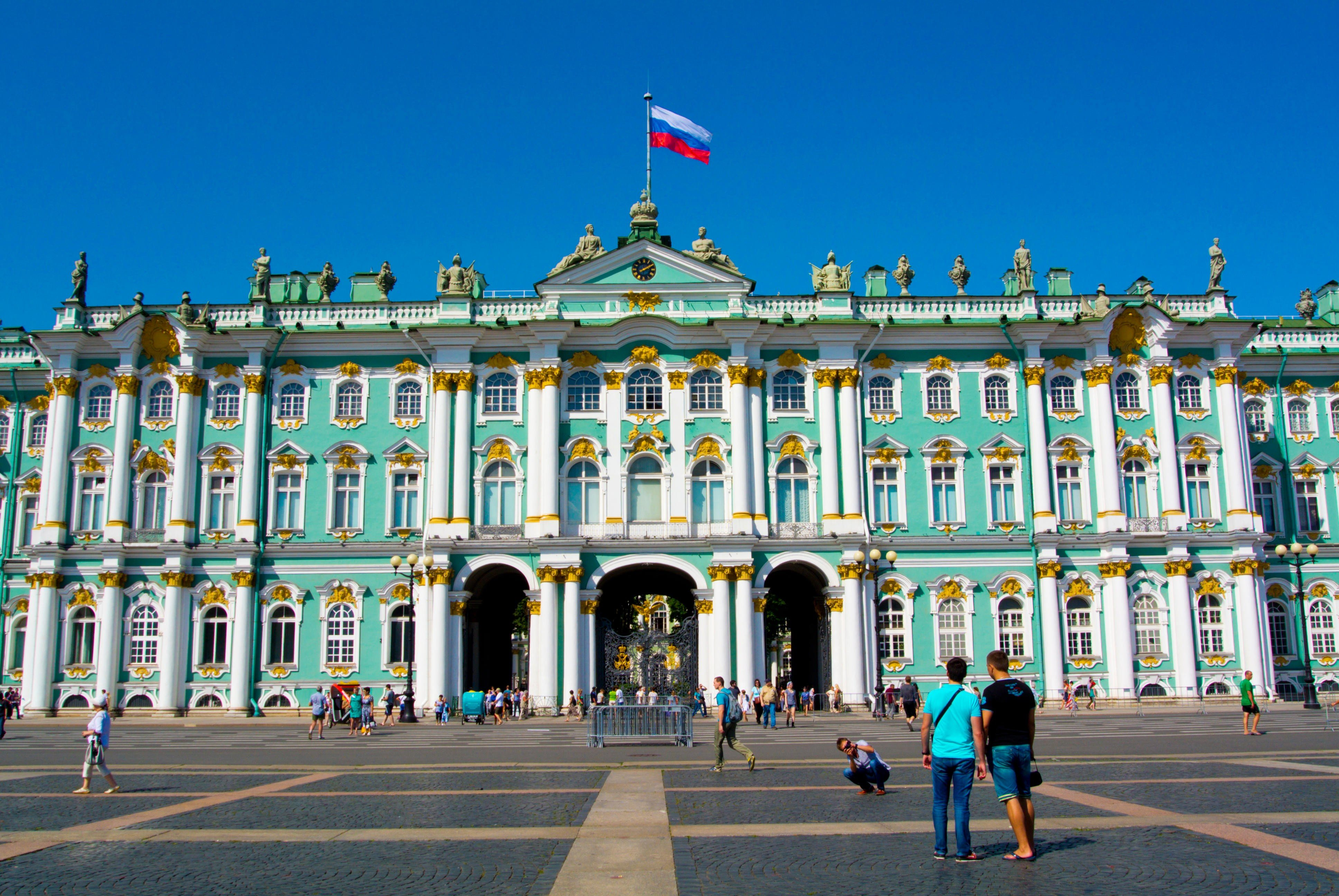 The good, bad and ugly sides to St Petersburg, Russia's