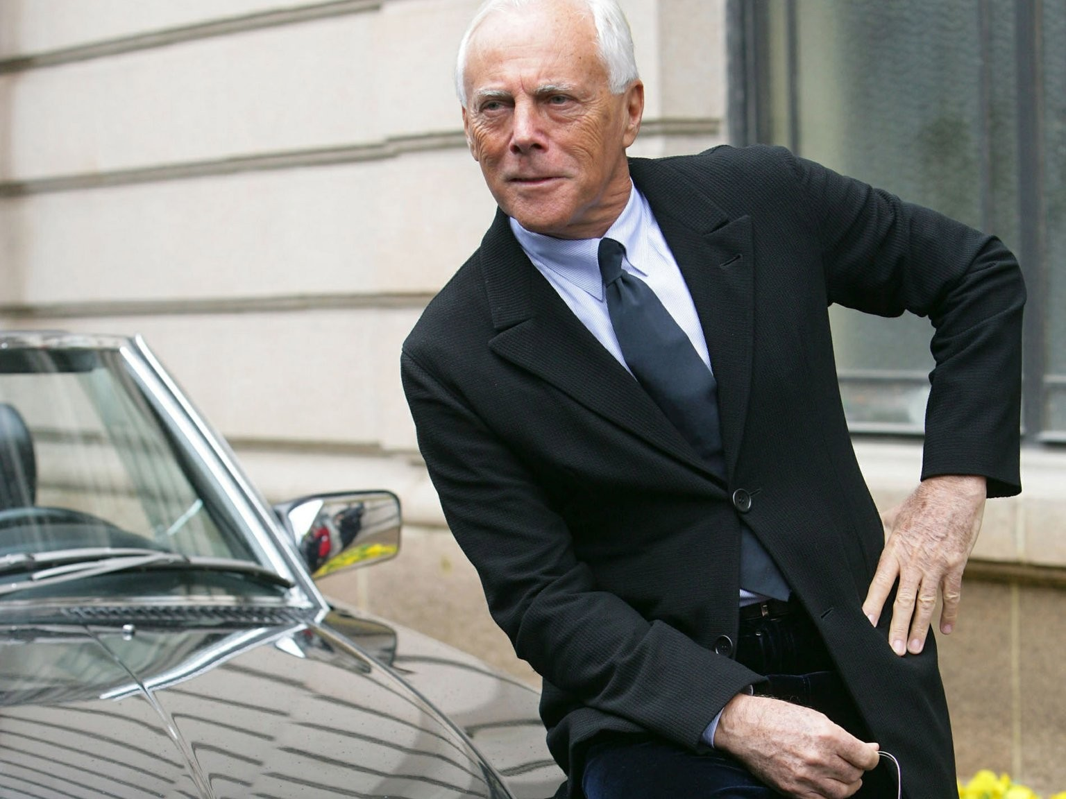 e9ce9db3 Giorgio Armani is worth almost US$9 billion – but how does he spend ...