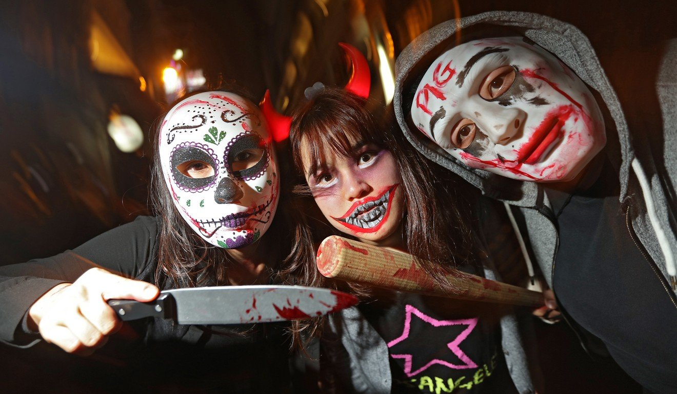 10 of the hottest halloween parties in hong kong this october
