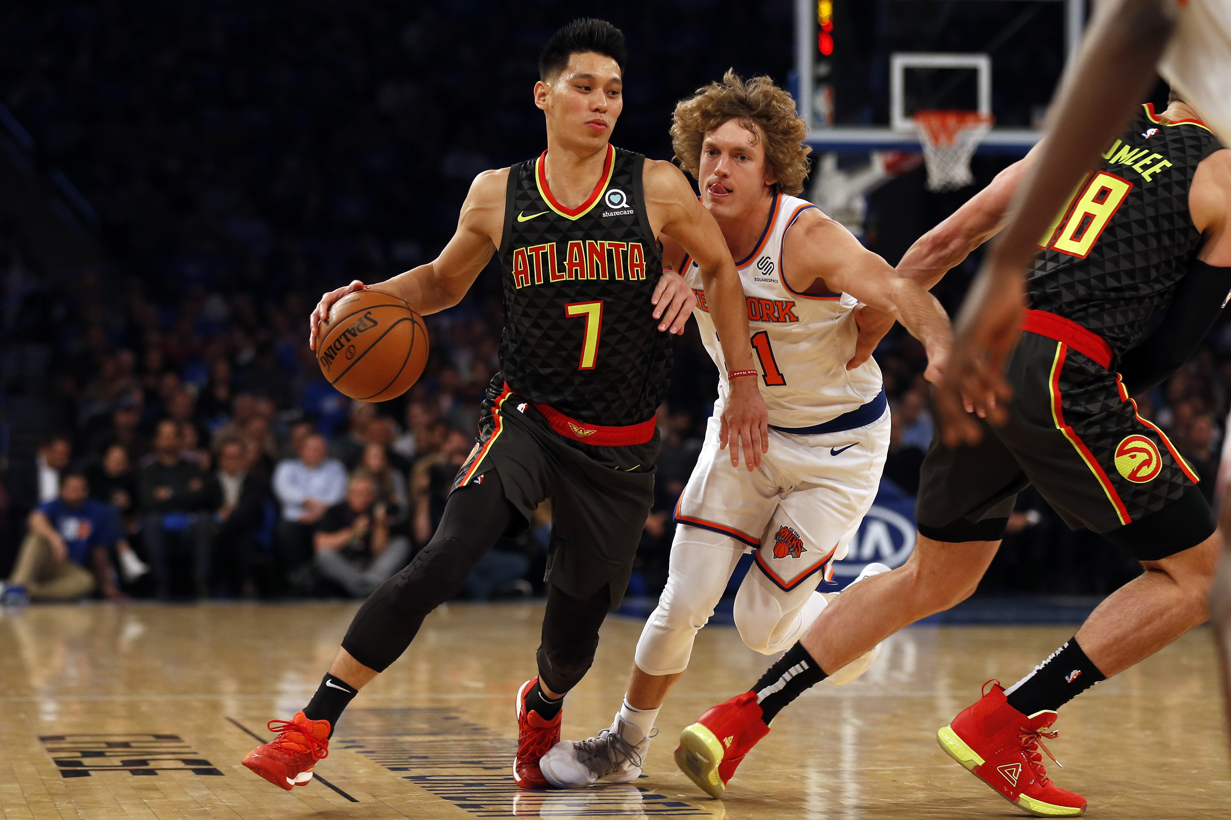 separation shoes 4503f 4426e NBA star Jeremy Lin tells Stephen J Dubner of Freakonomics Radio about  fans, injury frustrations and the future   South China Morning Post