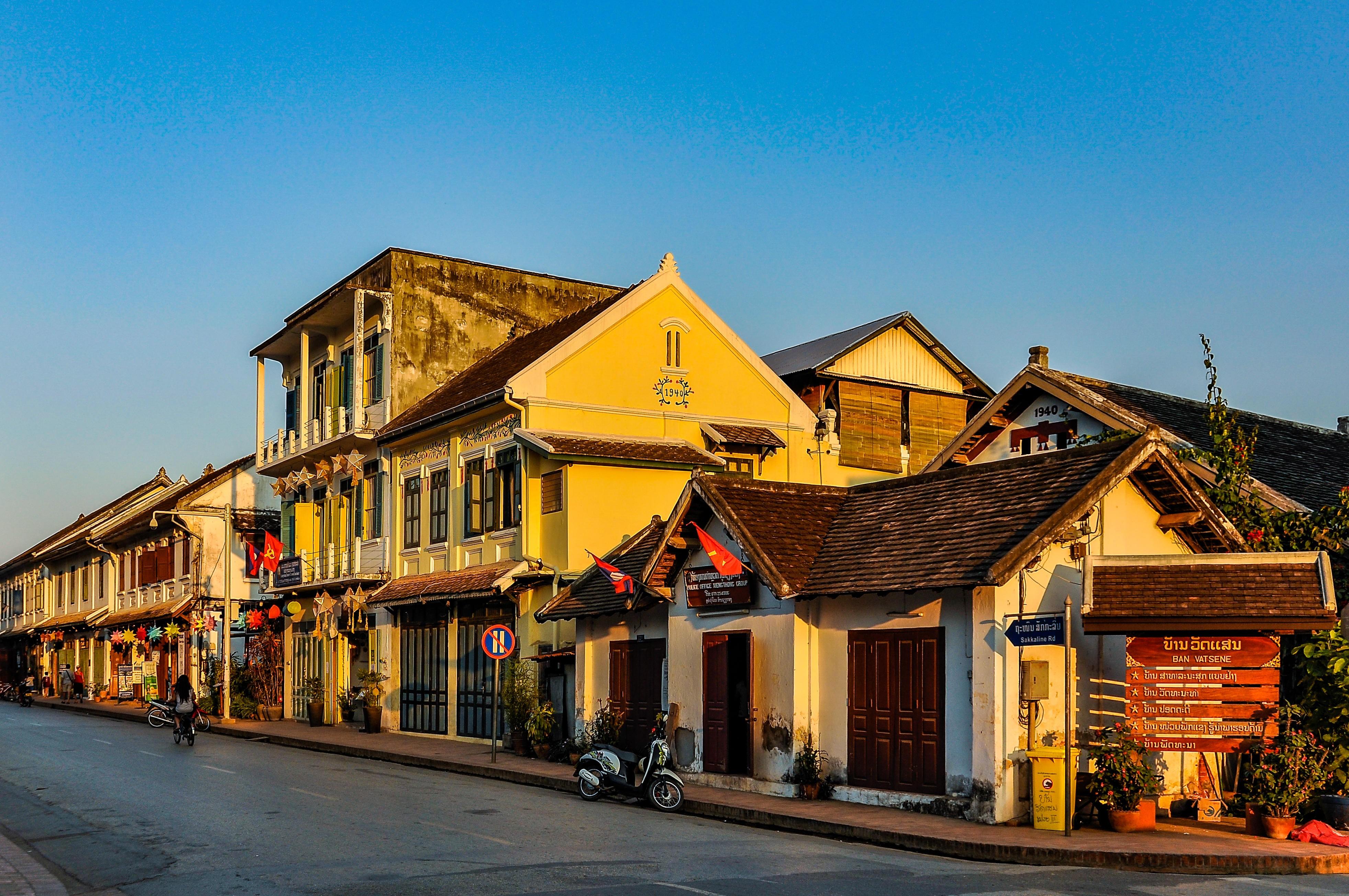 Luang Prabang: Laos' former royal capital may have enriched locals