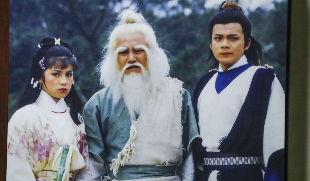Six of Jin Yong's best-known characters | MCLC Resource Center