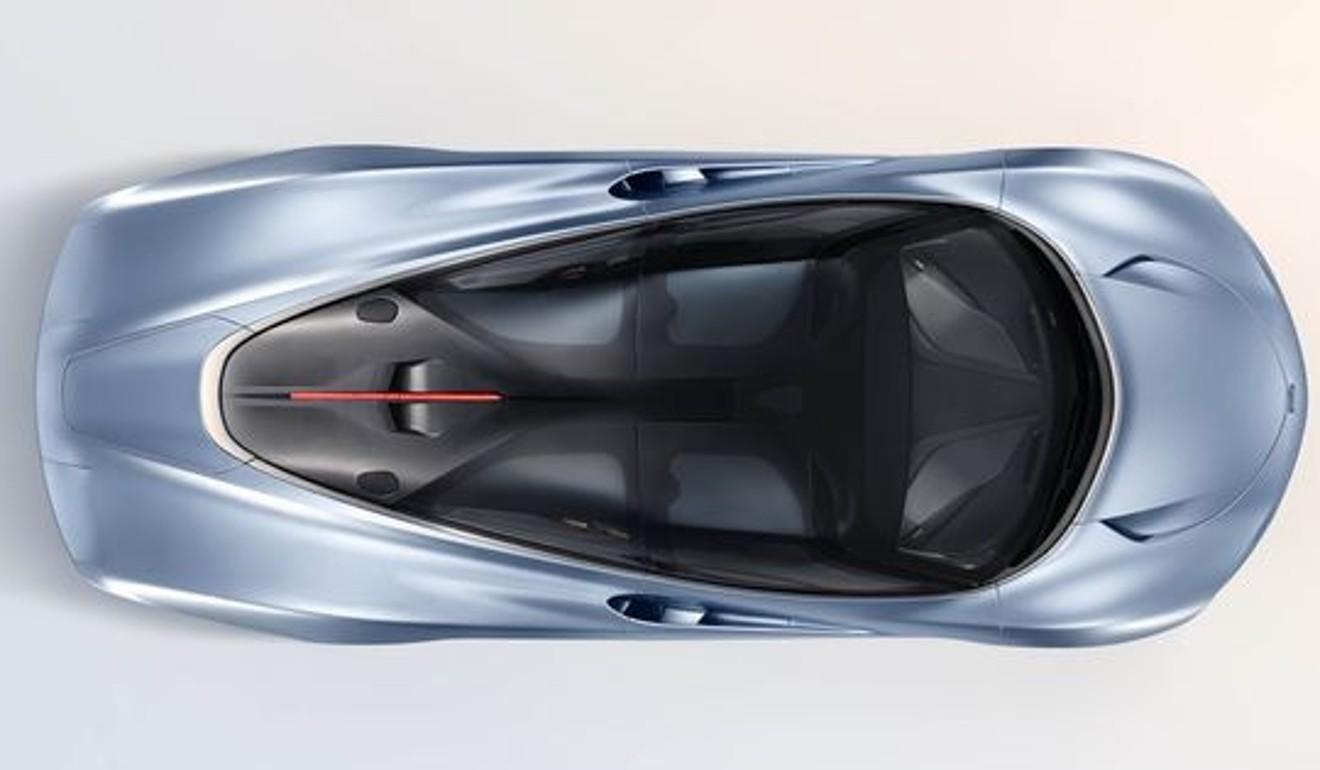 Tung siêu xe, McLaren không cam phận chỉ tranh hùng ở F1 - Ảnh 2.
