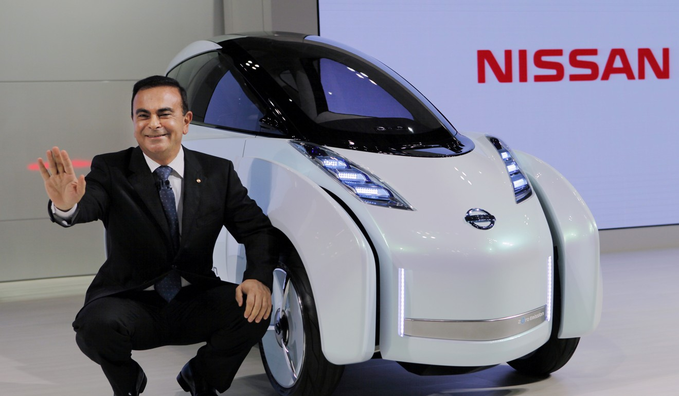 d217c12b4b93 Japanese carmaker Nissan s China growth strategy will remain unchanged in  post-Carlos Ghosn era