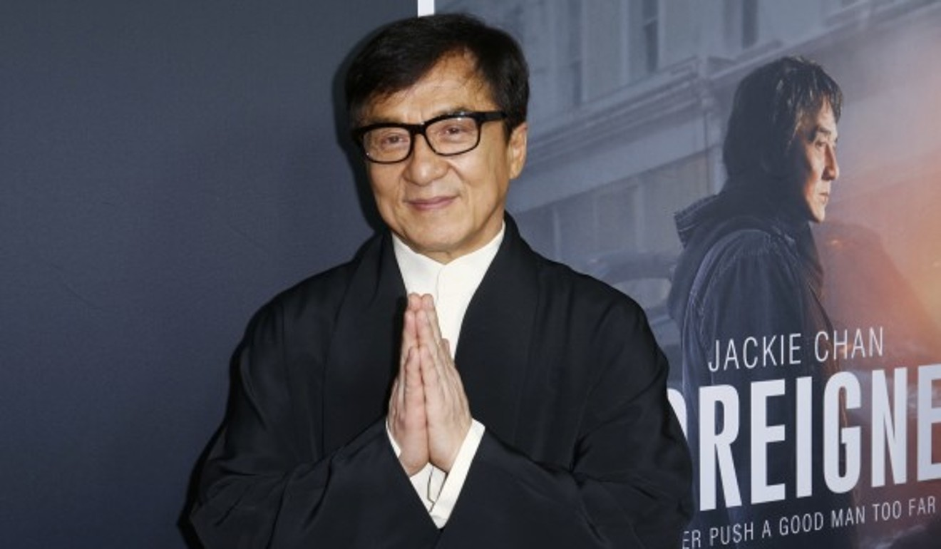 Jackie Chan admits to his wrongdoing in his new book. Photo: Handout