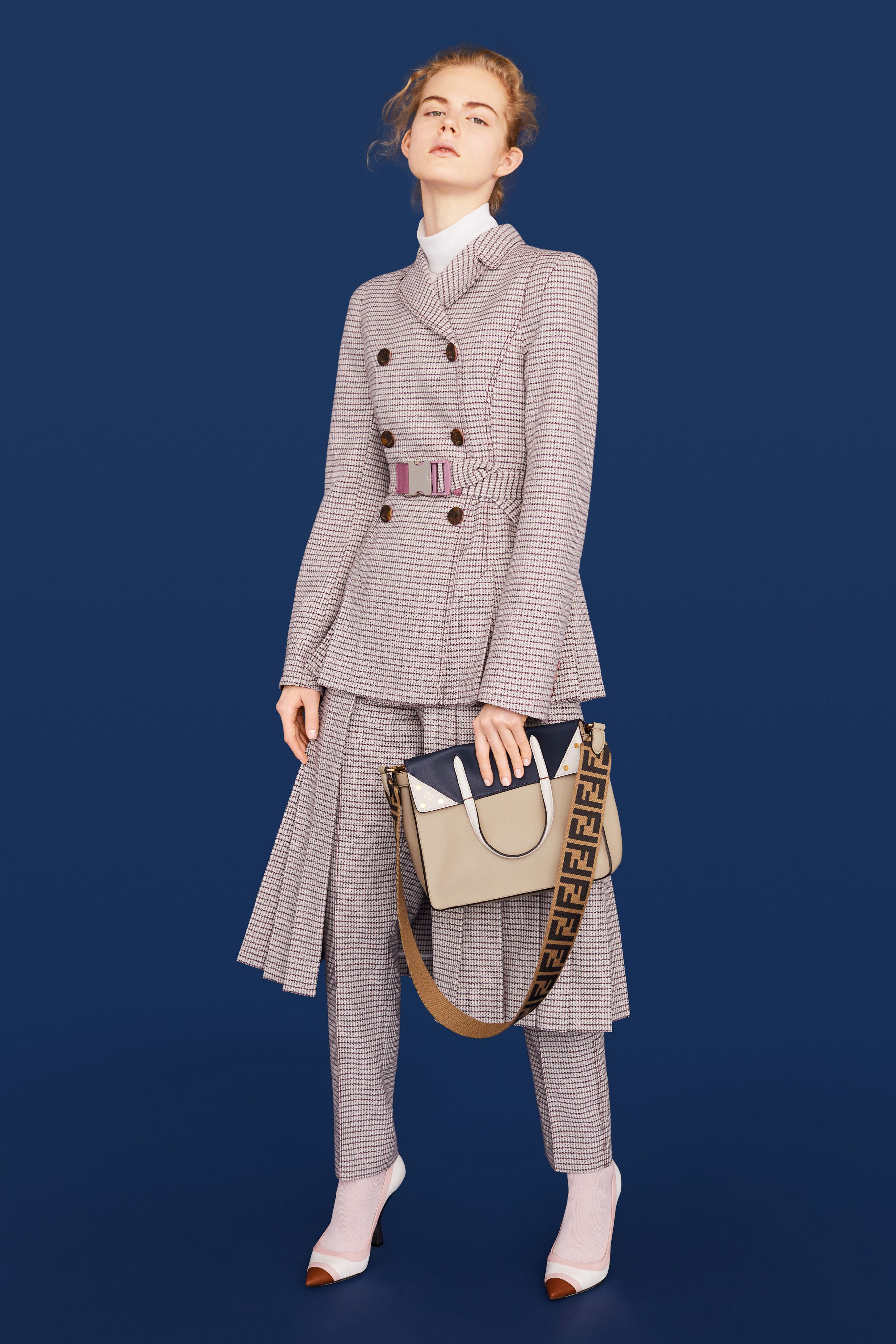 1c14354579 STYLE Edit  Fendi Resort 2019 lookbook shows how women can have it all