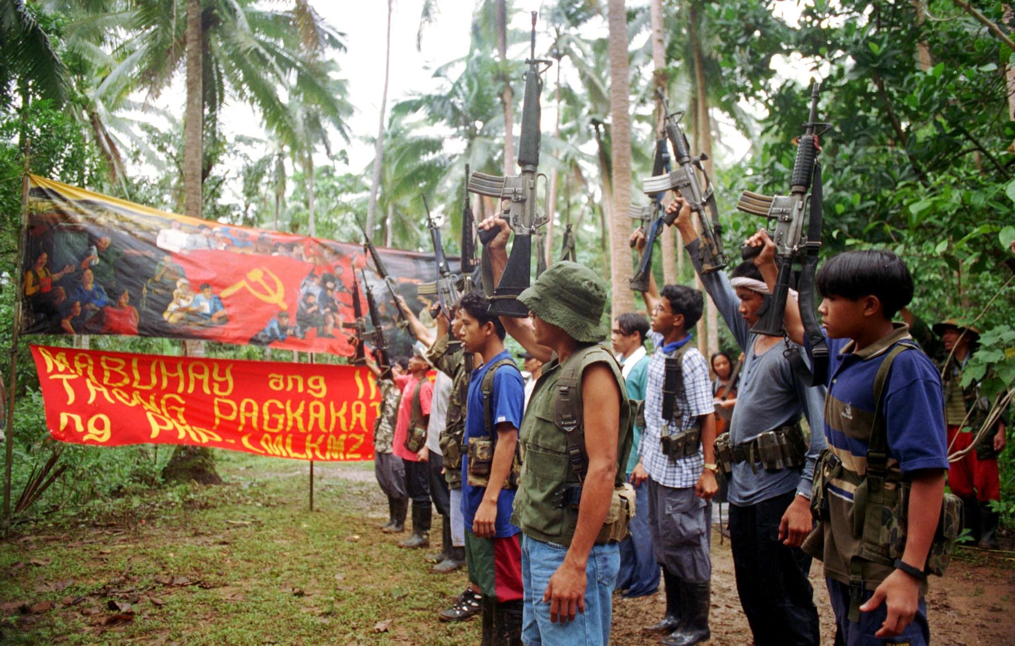 Mao more than ever: Filipino communists mark a half century