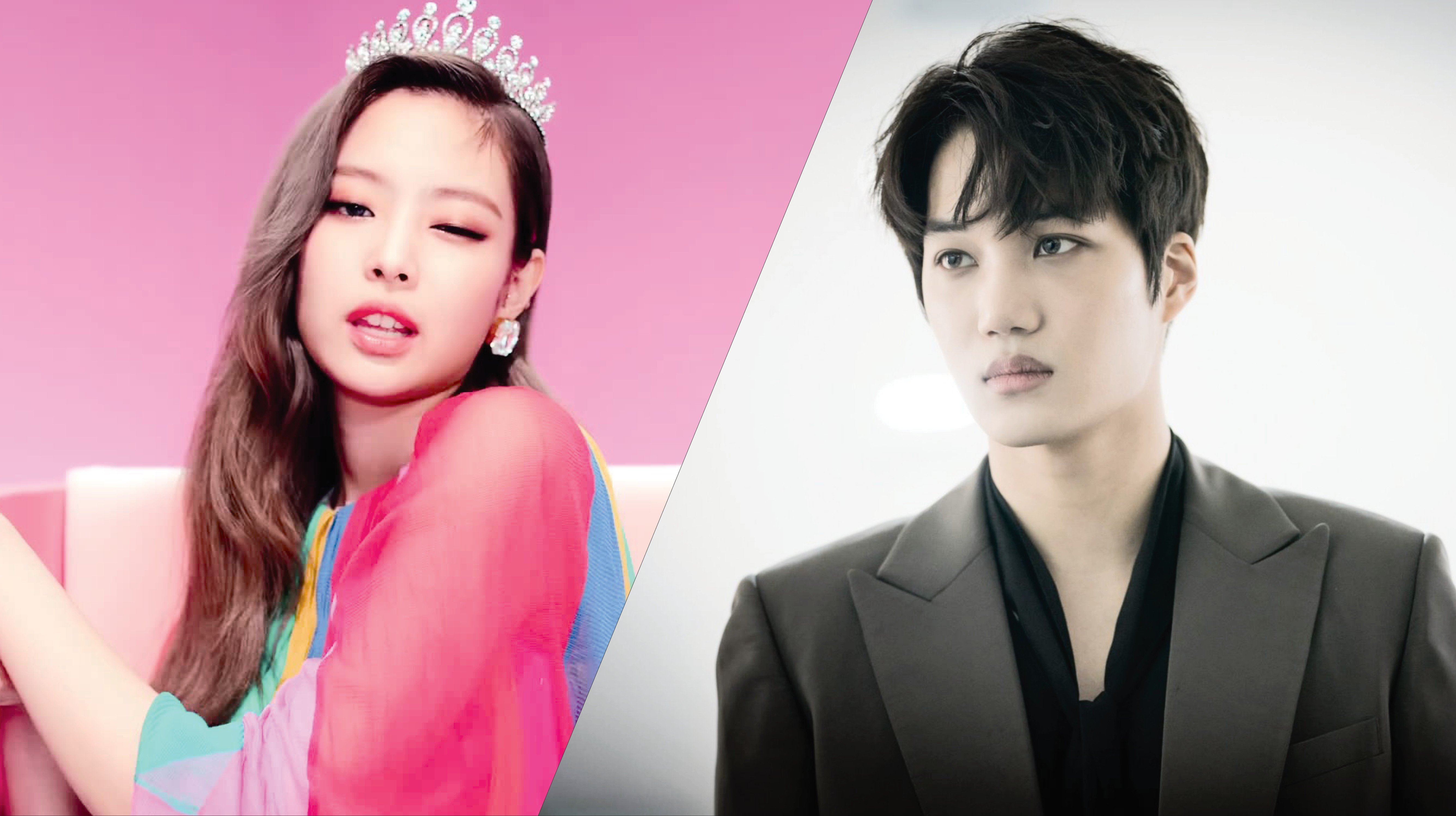 K Pop Star Kai Of Exo Goes Public Over Romance With Blackpink S