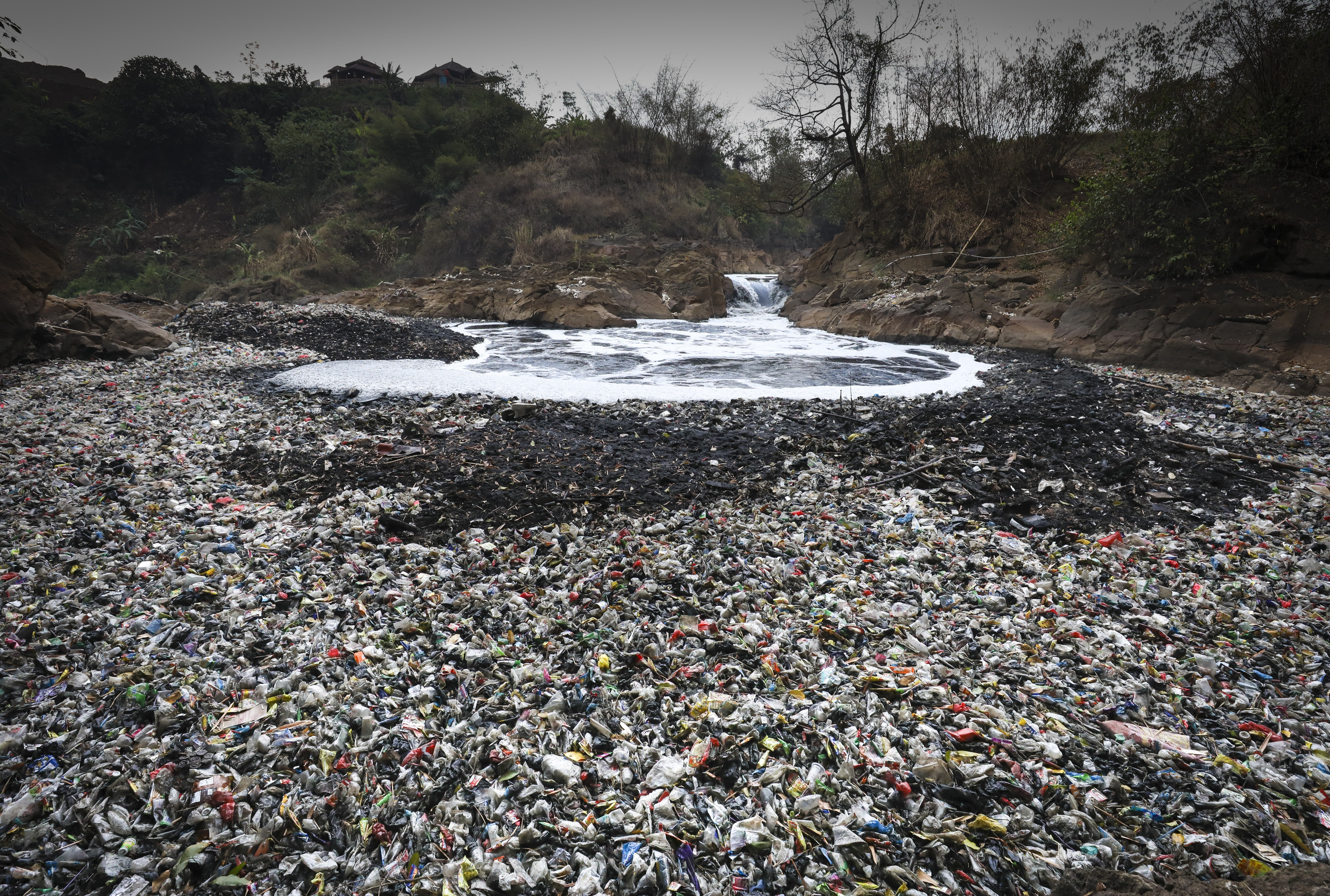 In Indonesia, cleaning up the Citarum, 'the world's dirtiest