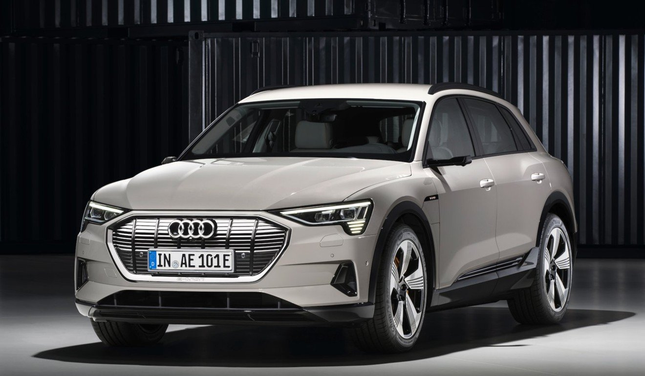 Audi Showcase Virtual Reality Features at CES 2019