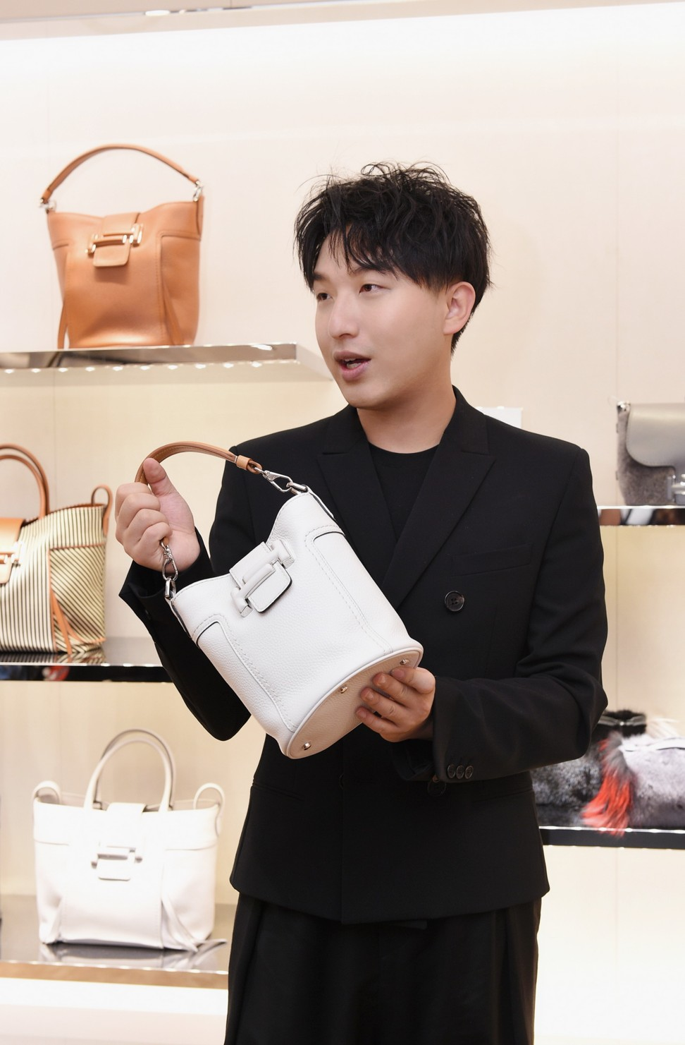 3c82b57da China s Mr Bags talks about being a KOL and the country s favourite handbag  influencer