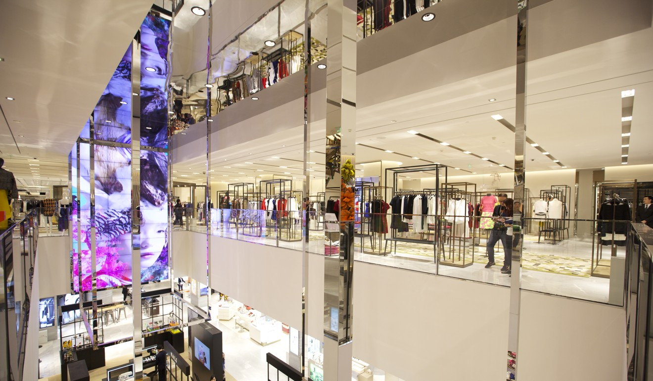 47938f0efded Luxury goes local as Chinese shoppers gravitate towards home-grown brands