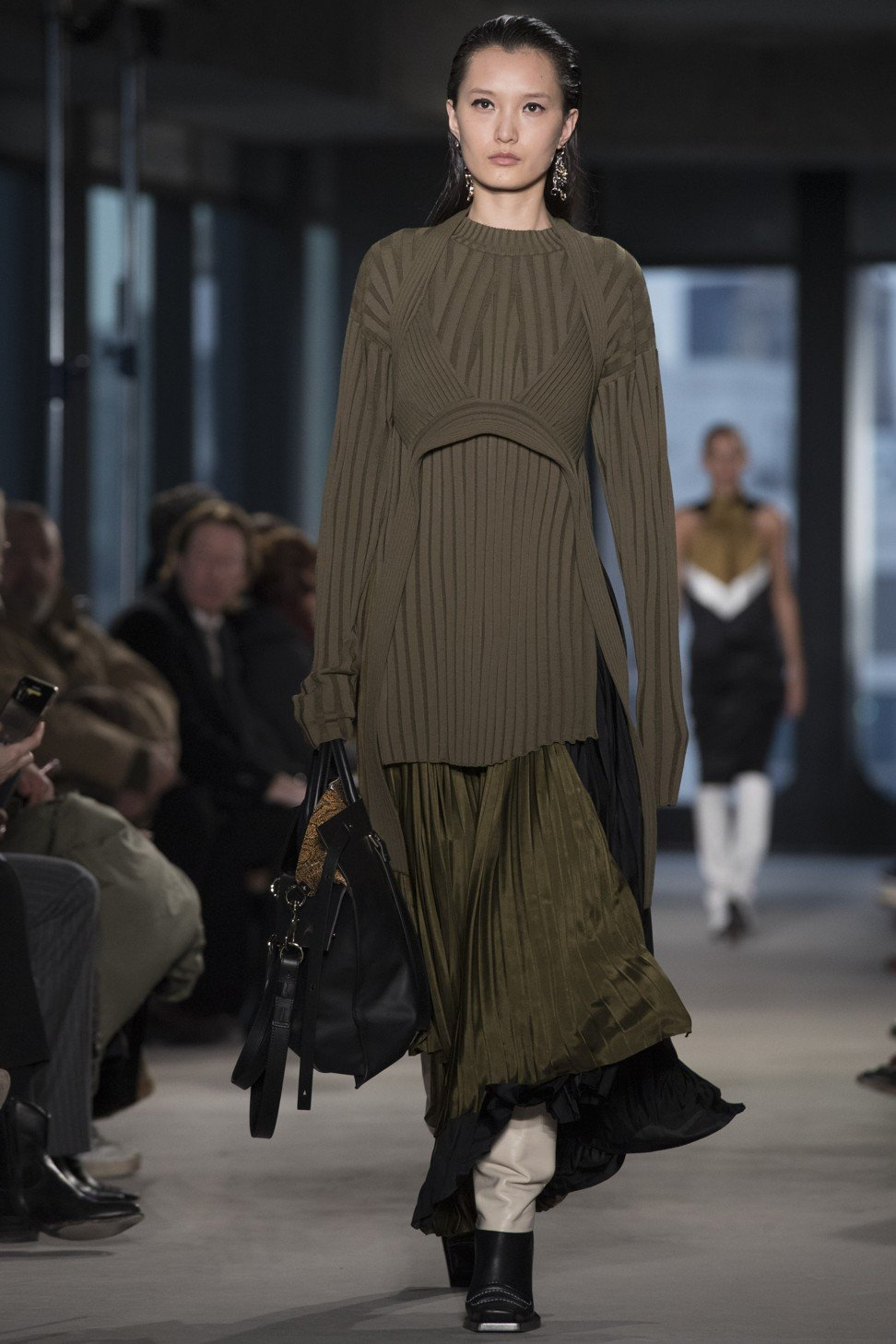 2434b52baa22 New York Fashion Week  Proenza Schouler designers go back to basics after  Paris stint