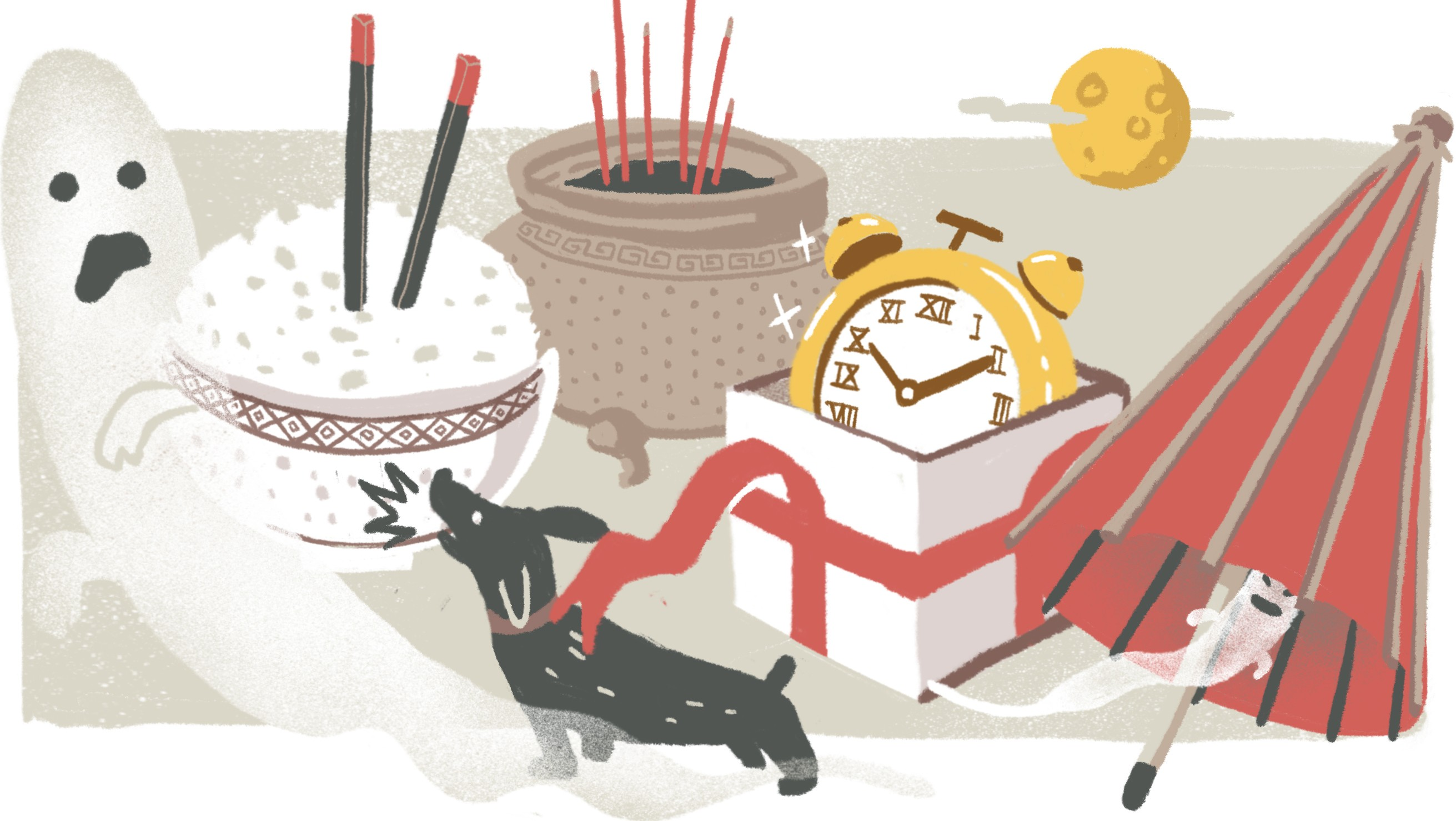 Auspicious numbers, no-go presents and self-grooming quirks
