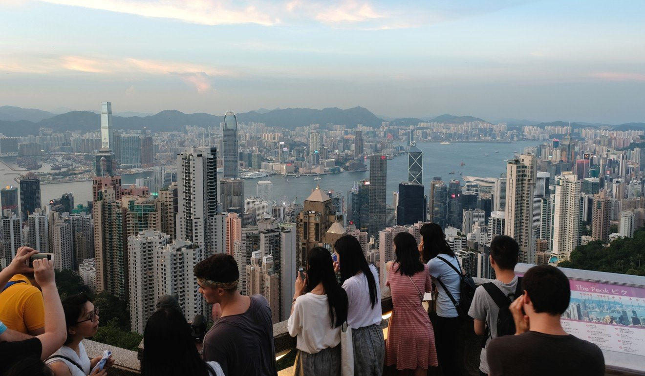 Hong Kong scored well in the company's analysis because of its strong economy an low unemployment. Image: Fung Chang/South China Morning Post