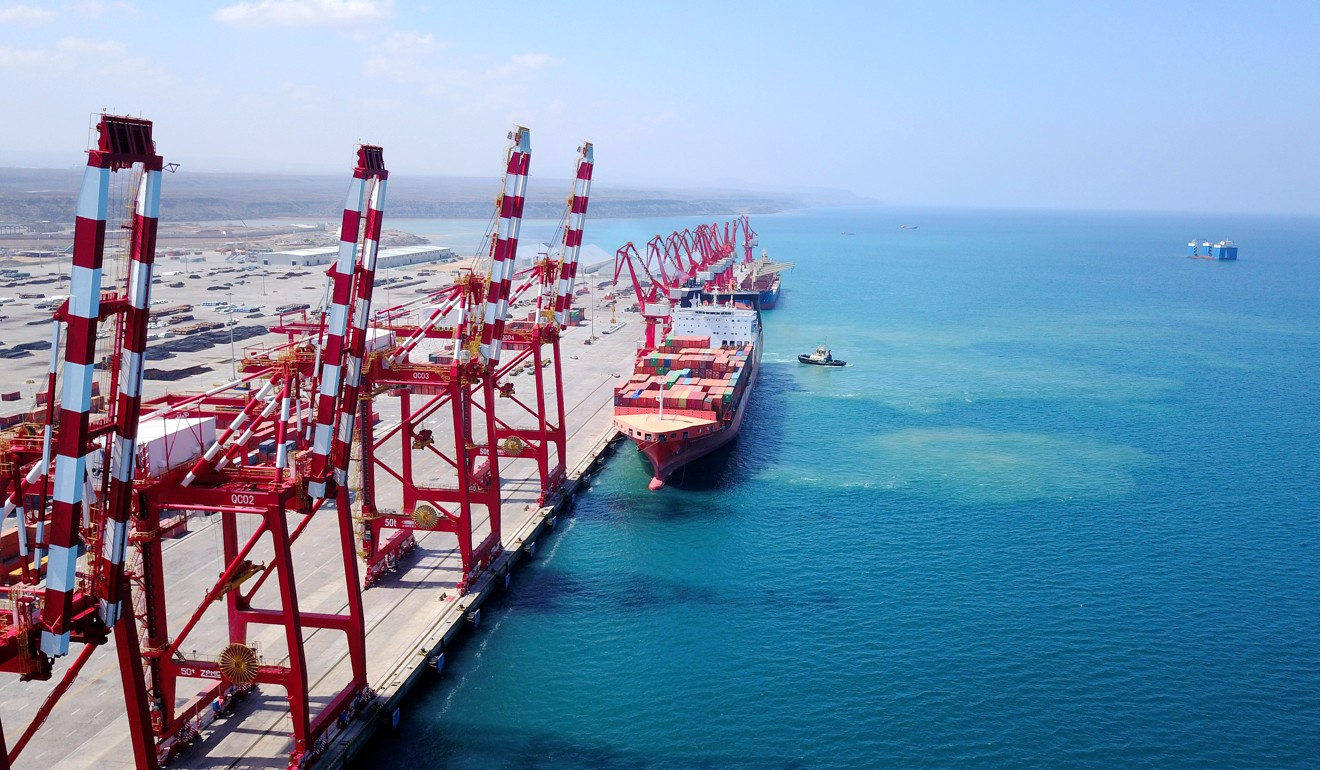 China sees Djibouti as an important gateway to Africa. Photo: Xinhua